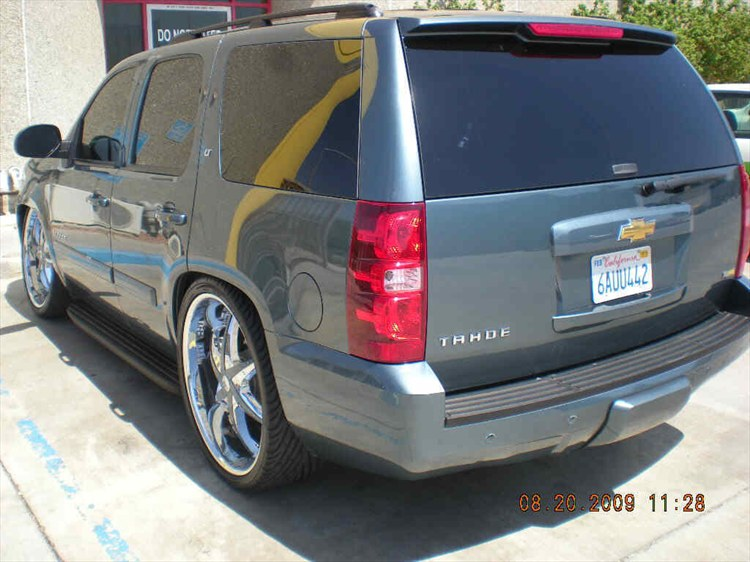 Another fatsoe1 2008 Chevrolet Tahoe post... - 13295592