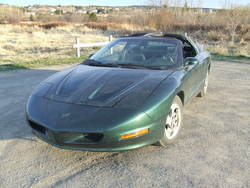 Johnnyboy306s 1995 Pontiac Firebird