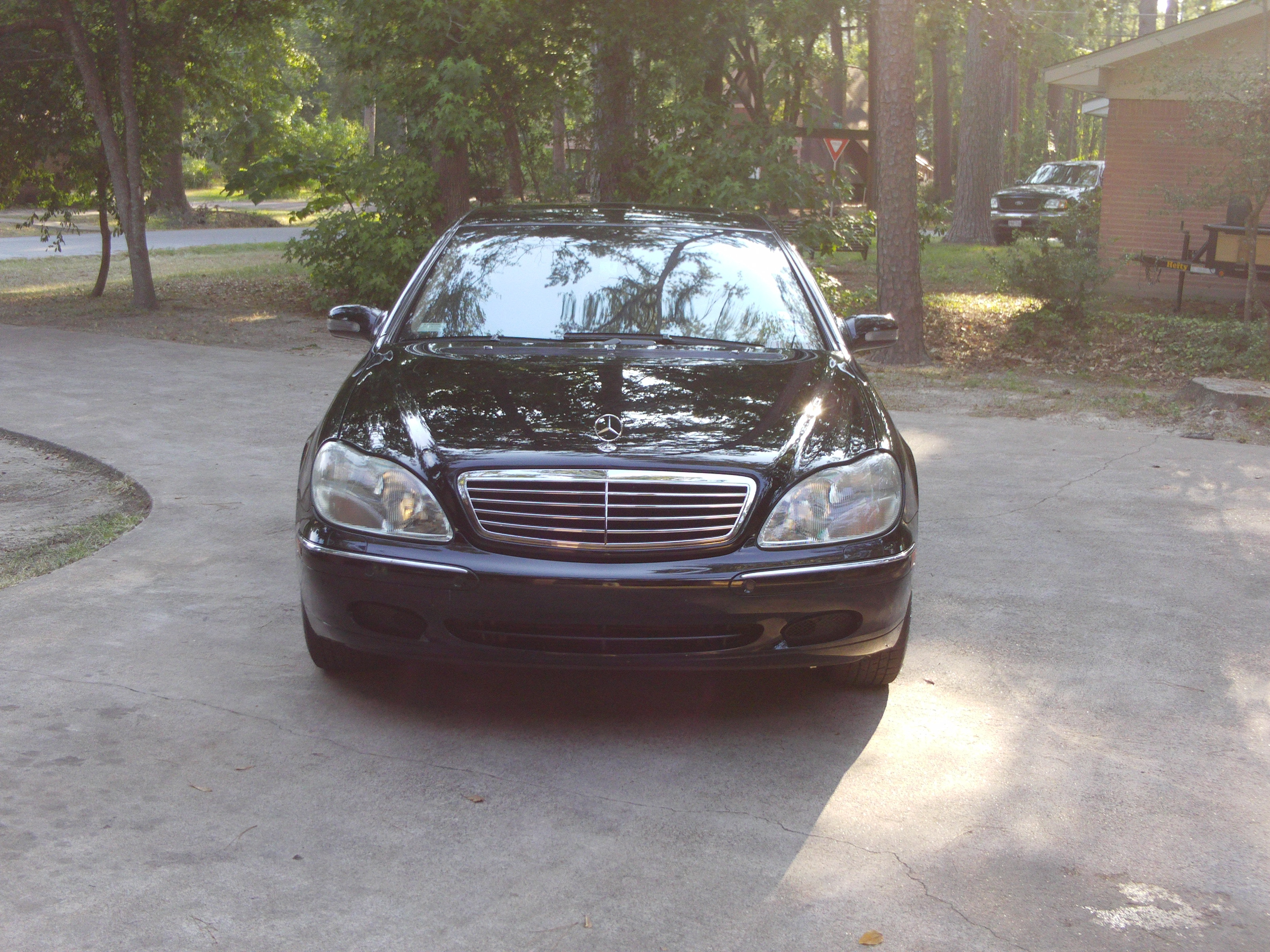 Another BigBodiRider 2002 Mercedes-Benz S-Class post... - 10834315