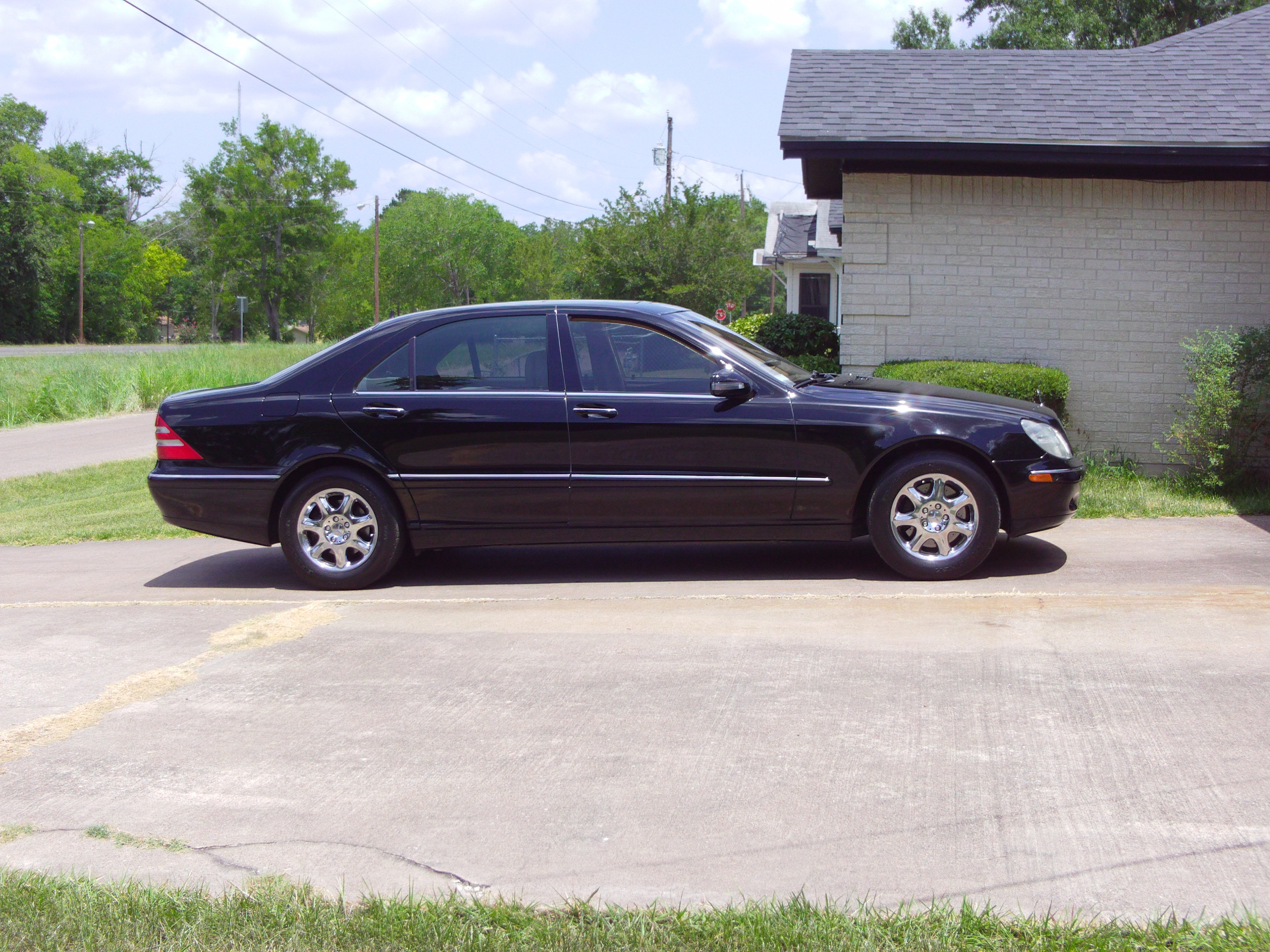 Another BigBodiRider 2002 Mercedes-Benz S-Class post... - 13297357