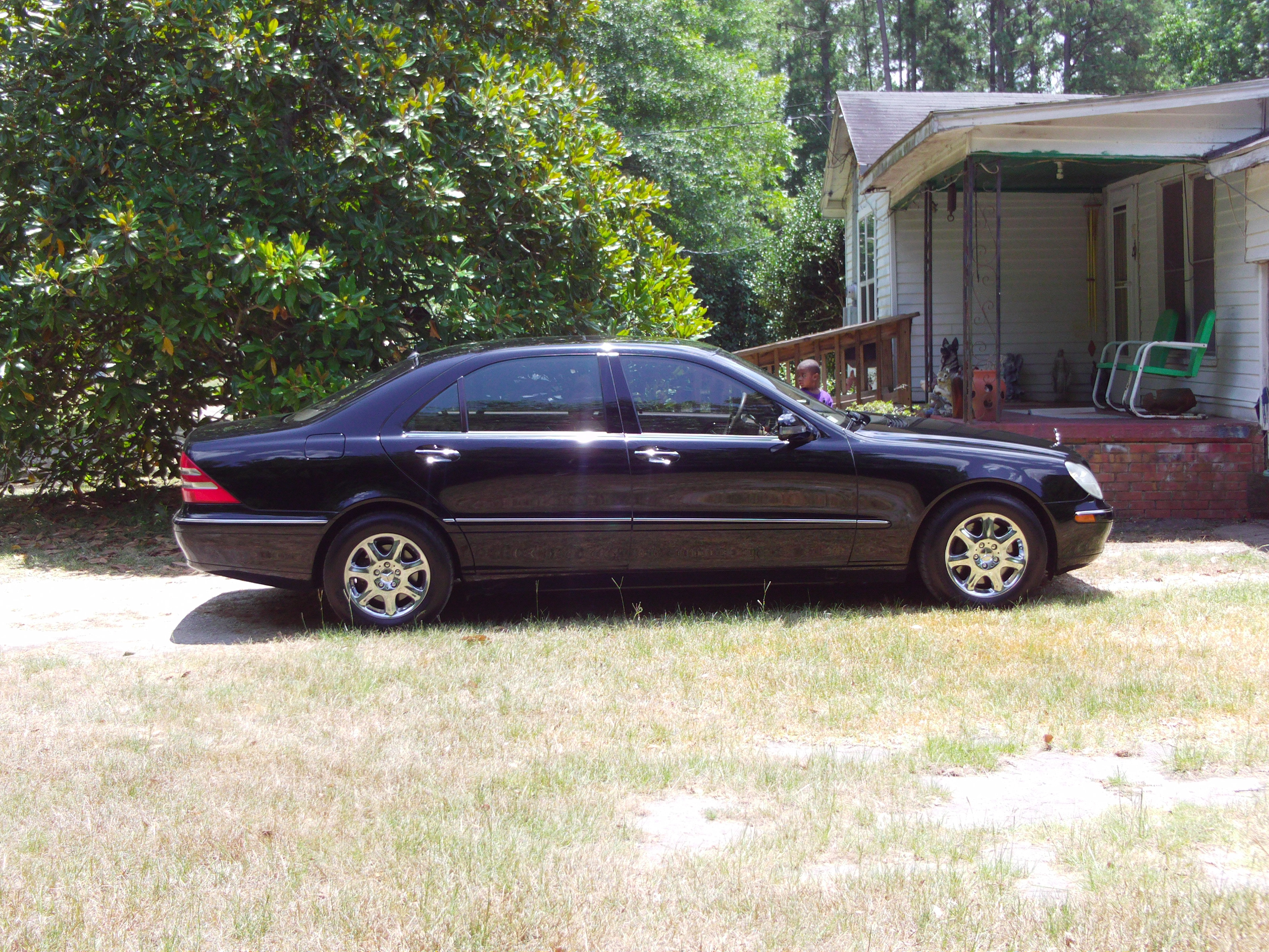 Another BigBodiRider 2002 Mercedes-Benz S-Class post... - 13297358