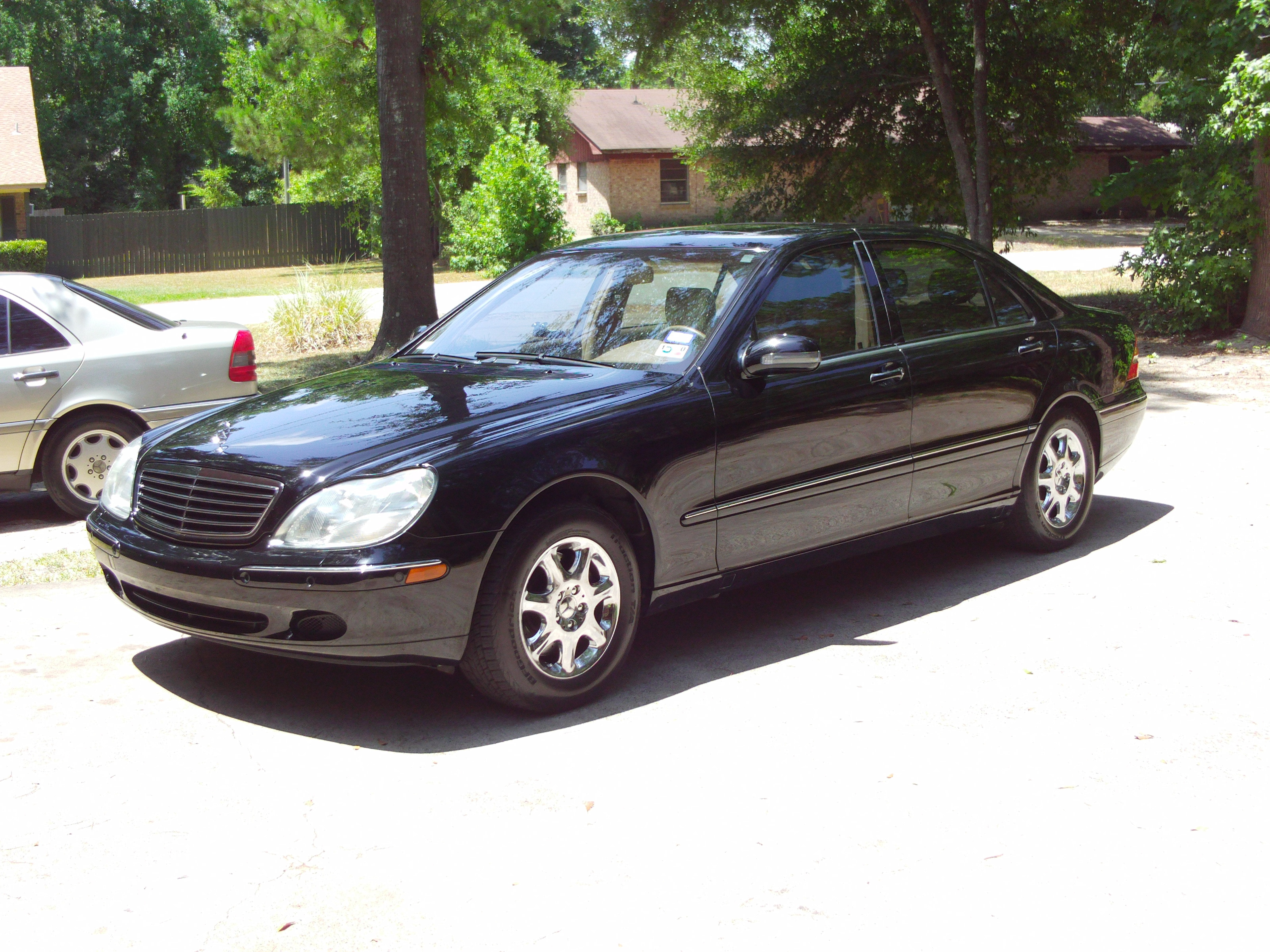Another BigBodiRider 2002 Mercedes-Benz S-Class post... - 13297360