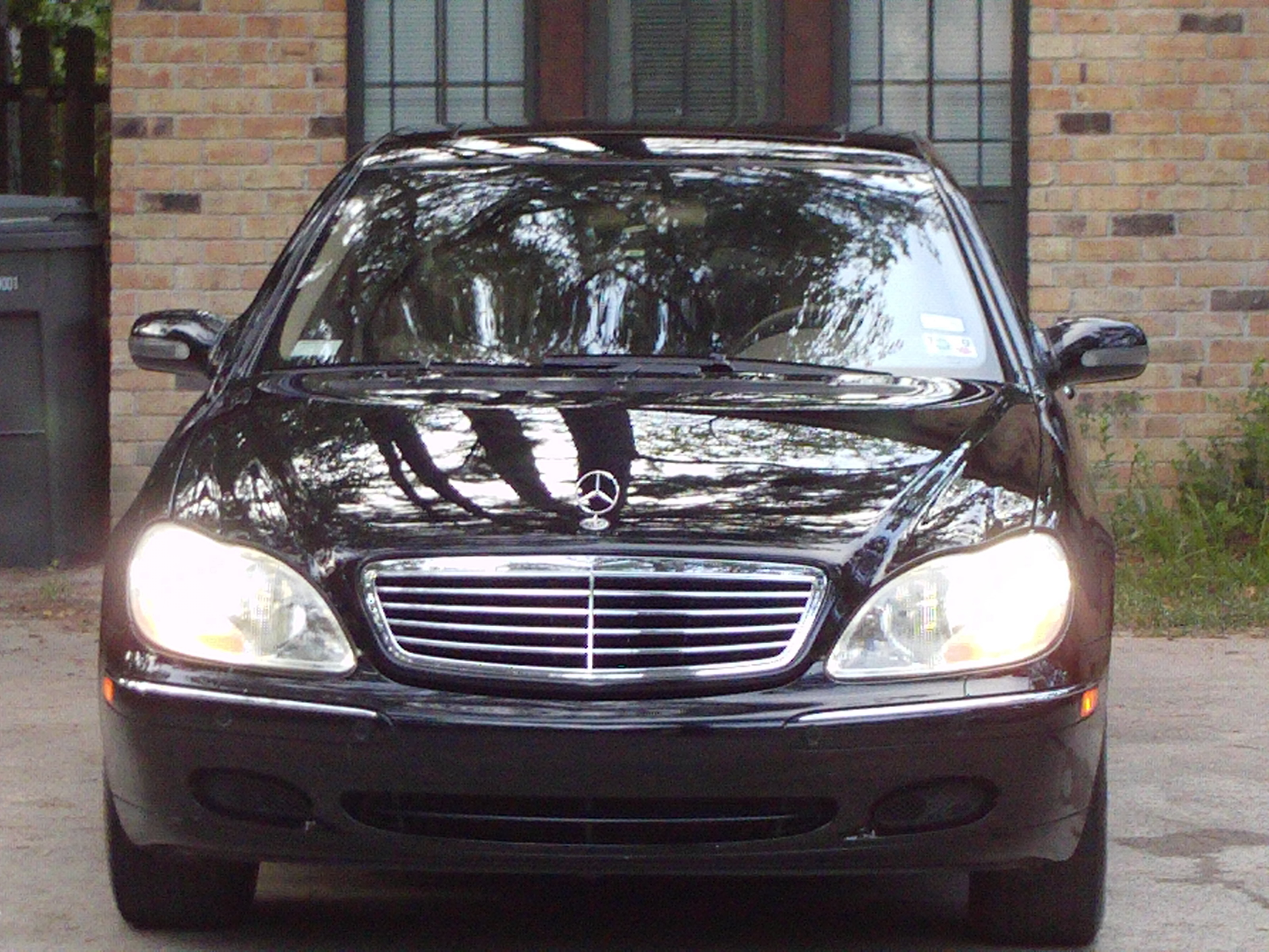 Another BigBodiRider 2002 Mercedes-Benz S-Class post... - 13297364