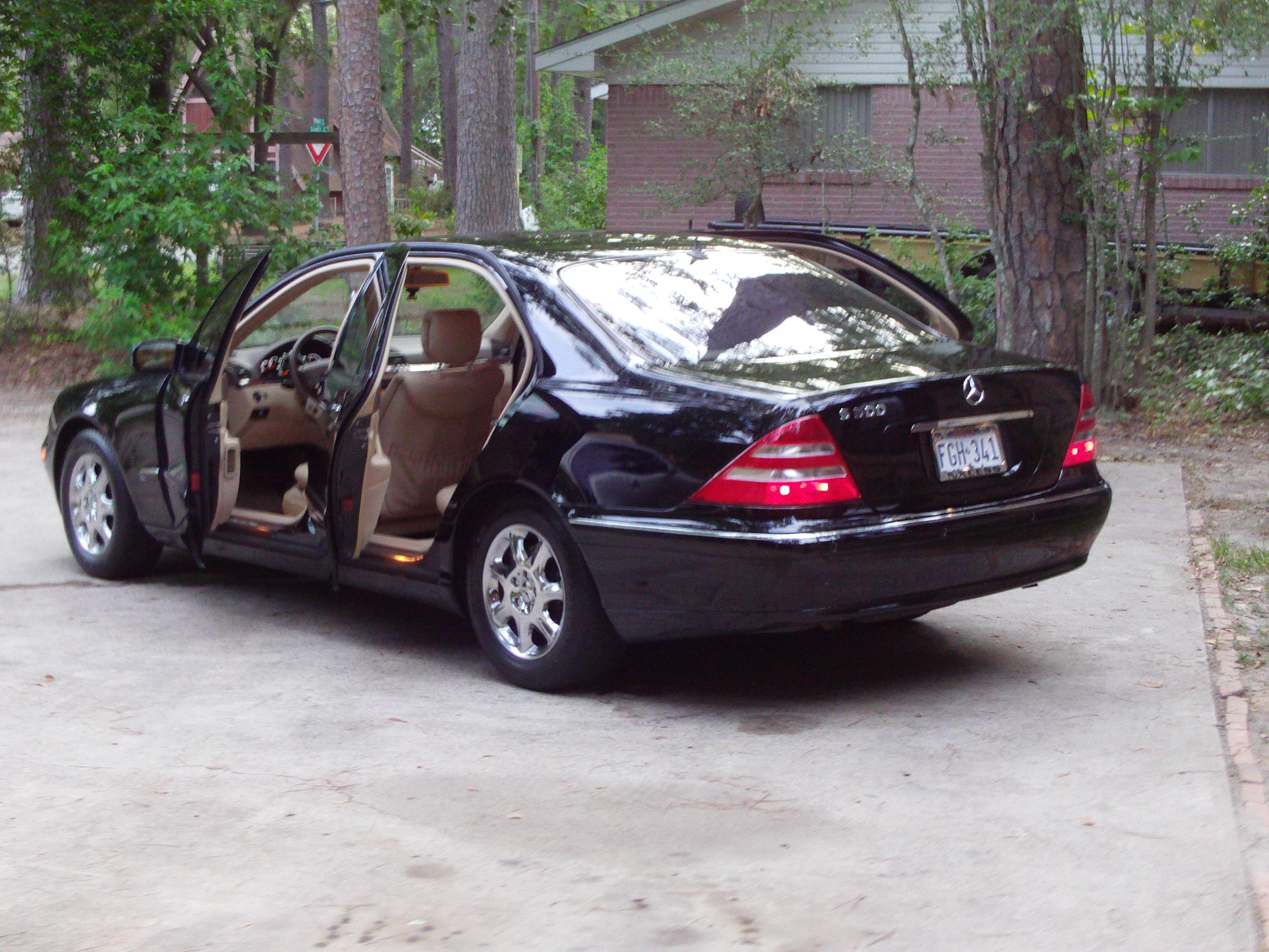 Another BigBodiRider 2002 Mercedes-Benz S-Class post... - 13297365