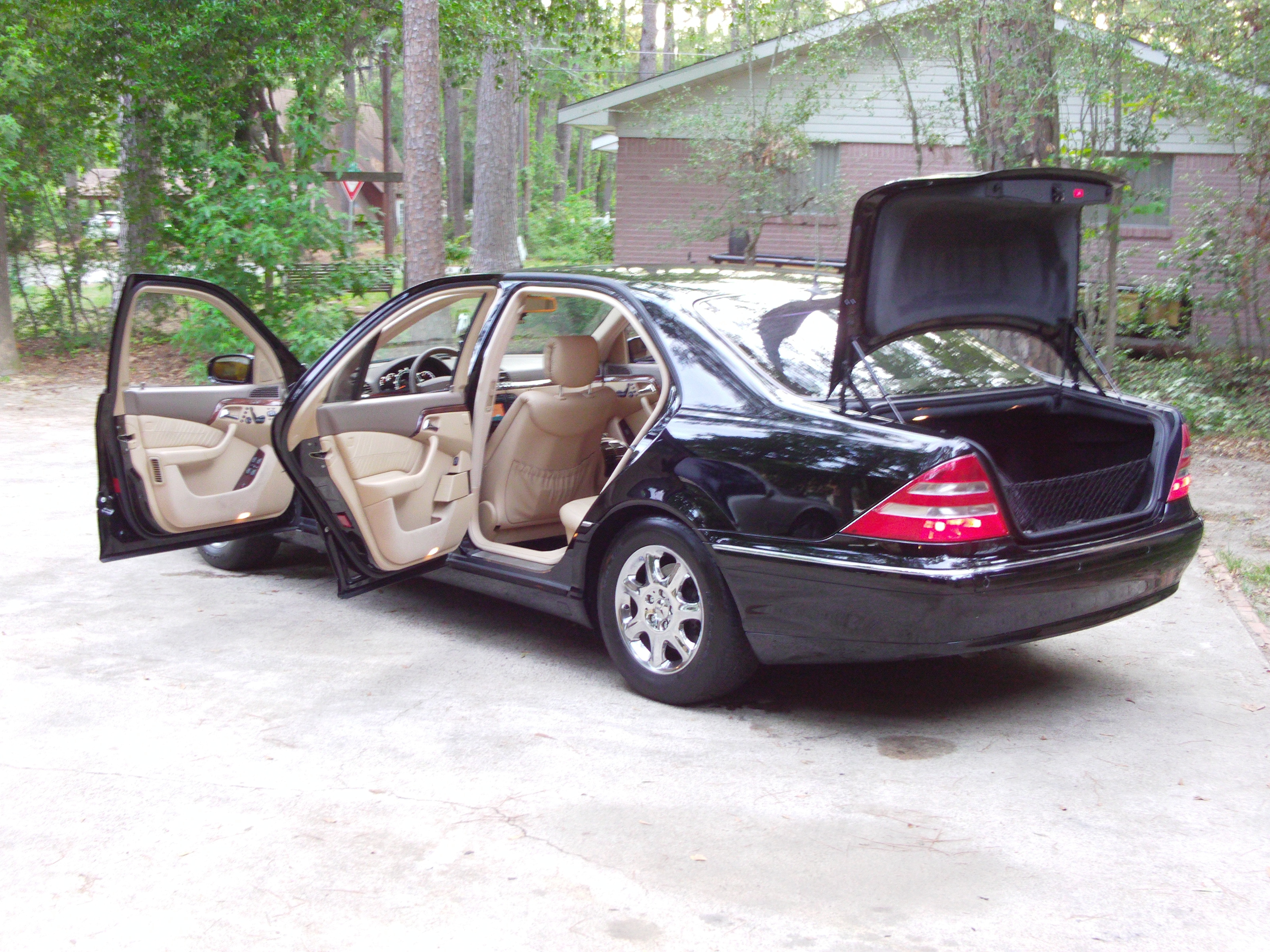 Another BigBodiRider 2002 Mercedes-Benz S-Class post... - 13297367