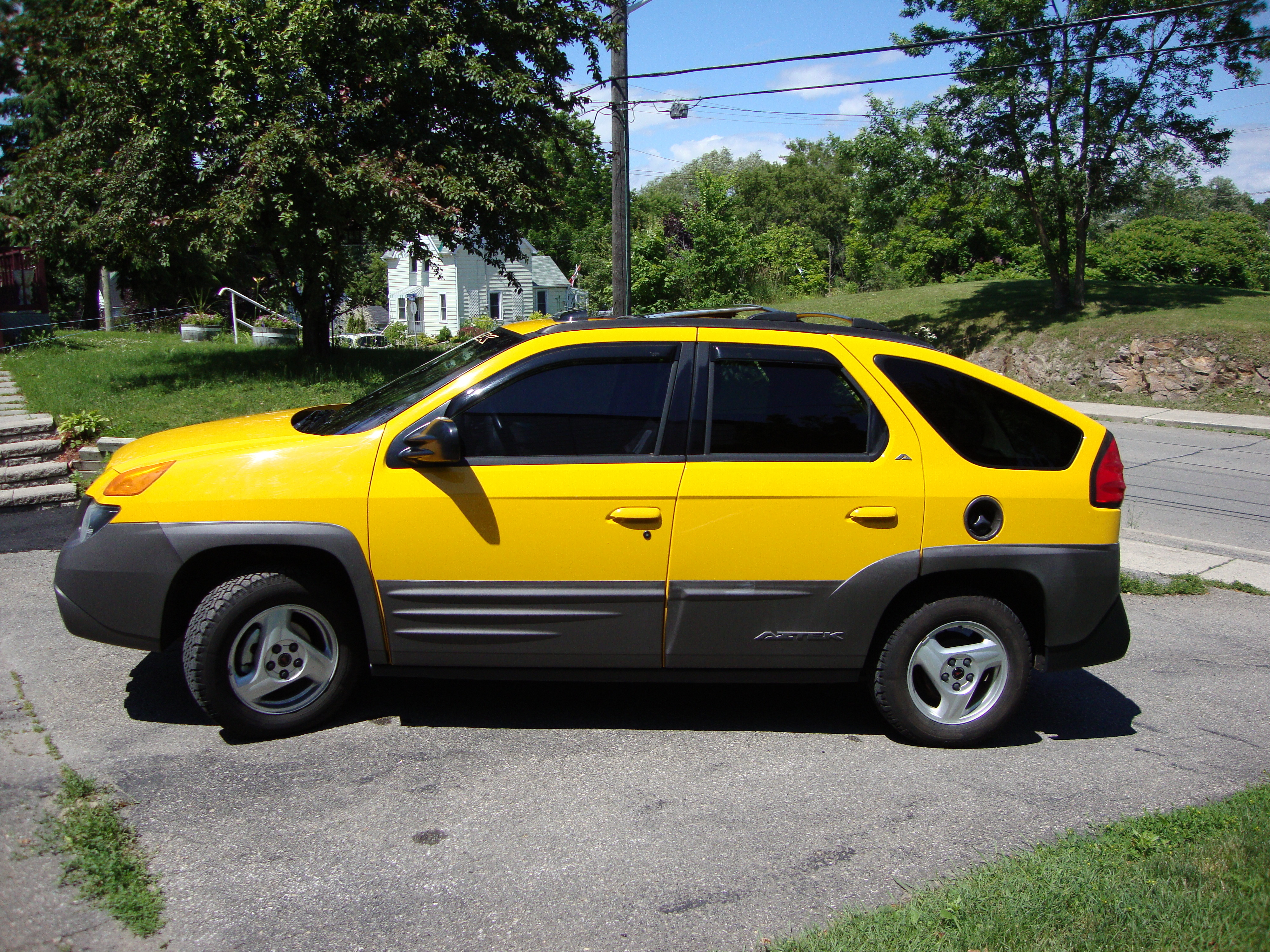 wizbang3 2001 pontiac aztek specs photos modification info at cardomain. Black Bedroom Furniture Sets. Home Design Ideas