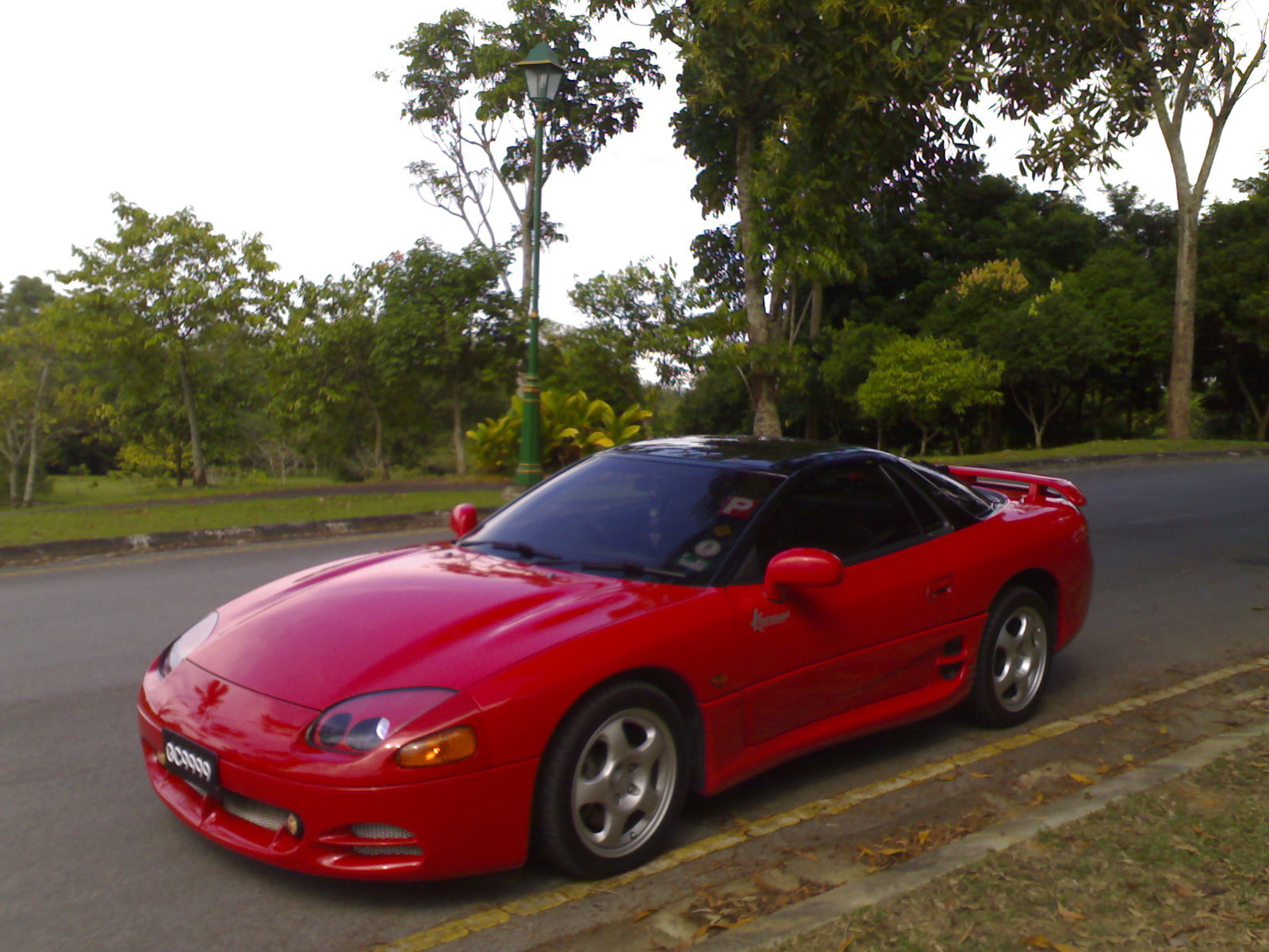 Another Synnics 1994 Mitsubishi 3000GT post... - 13298341