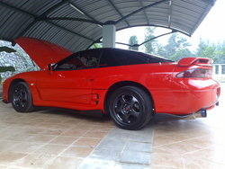 Another Synnics 1994 Mitsubishi 3000GT post... - 13298384