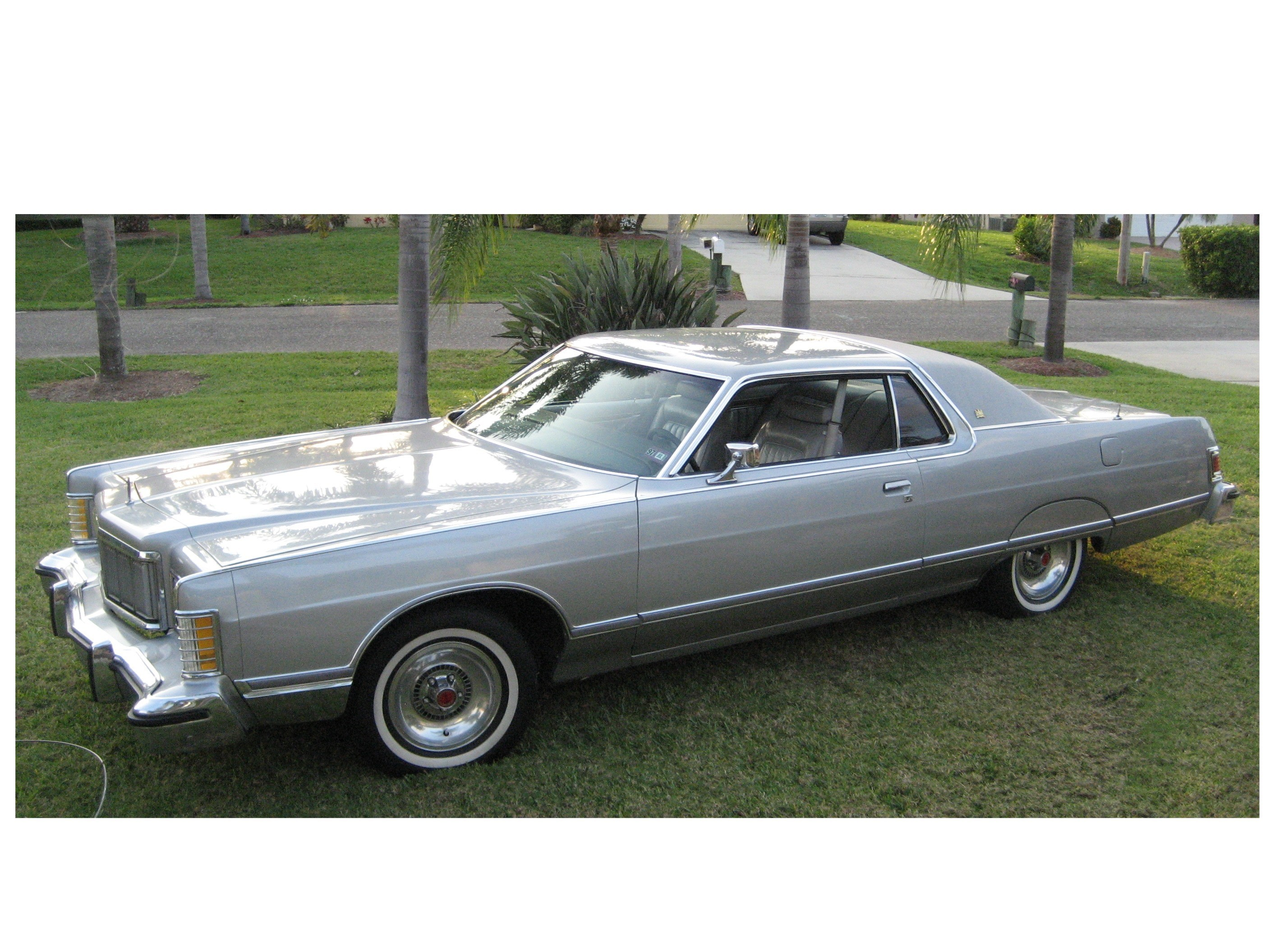 56FairlaneMan's 1978 Mercury Grand Marquis
