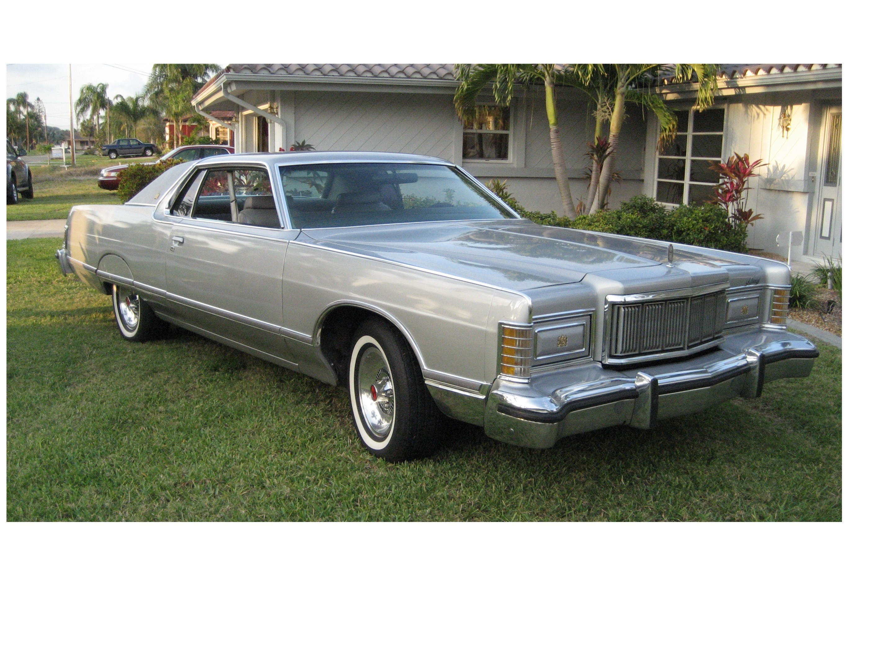 56FairlaneMan 1978 Mercury Grand Marquis 13694872