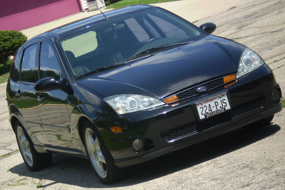 SVTKid023 2003 Ford Focus 13595057