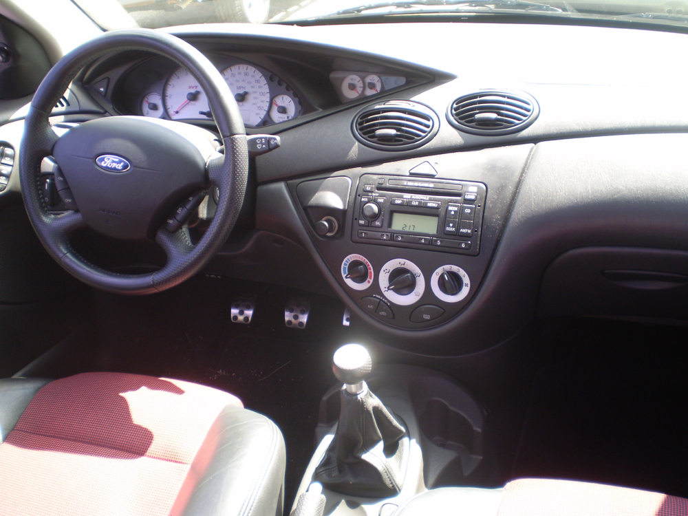SVTKid023 2003 Ford Focus 13595062