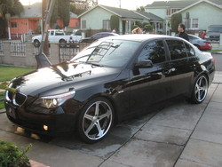 myautolifestyles 2006 BMW 5 Series