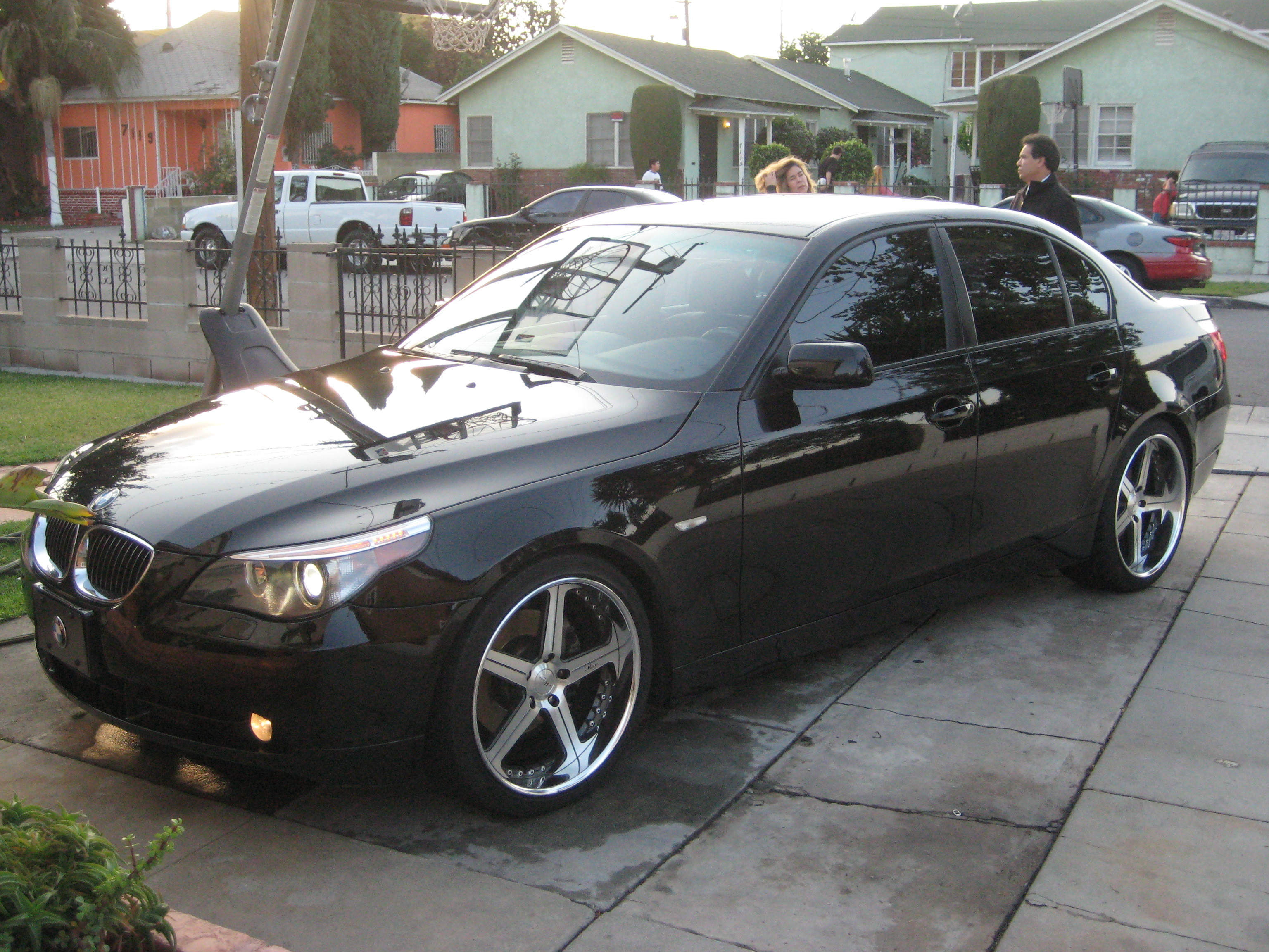 myautolifestyle 2006 bmw 5 series specs photos modification info at cardomain. Black Bedroom Furniture Sets. Home Design Ideas