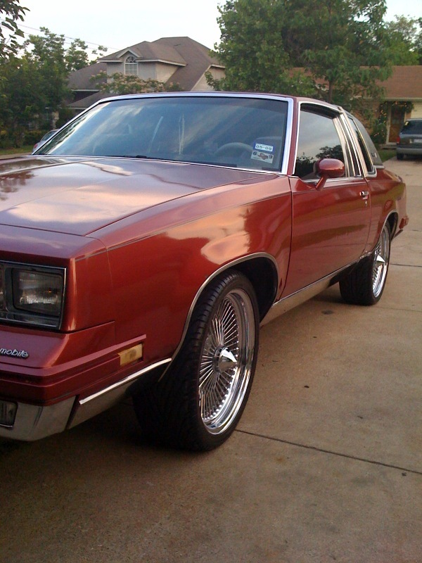 Another RozcoeinGp 1986 Oldsmobile Cutlass Supreme post... - 13295917