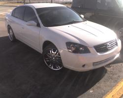 kareem187s 2006 Nissan Altima