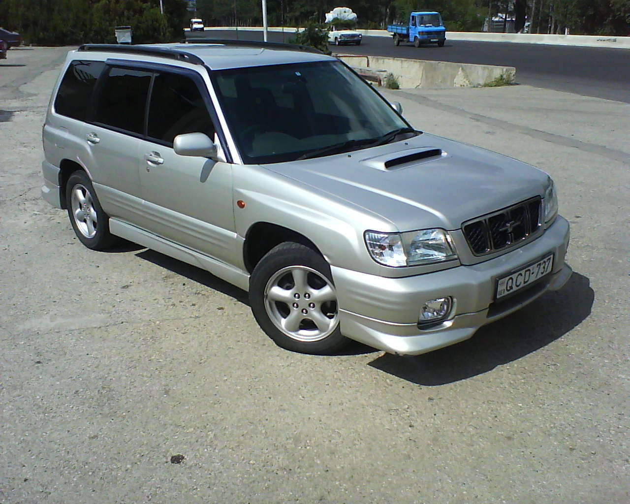 Another 280184 2000 Subaru Forester post... - 13298445