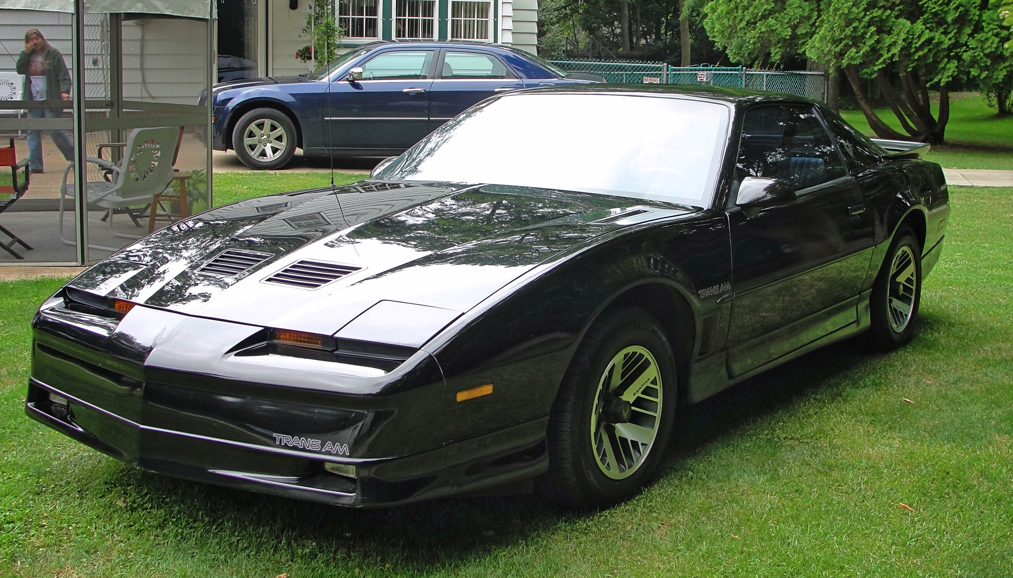 Sp0okyone 1988 Pontiac Trans Am Specs Photos
