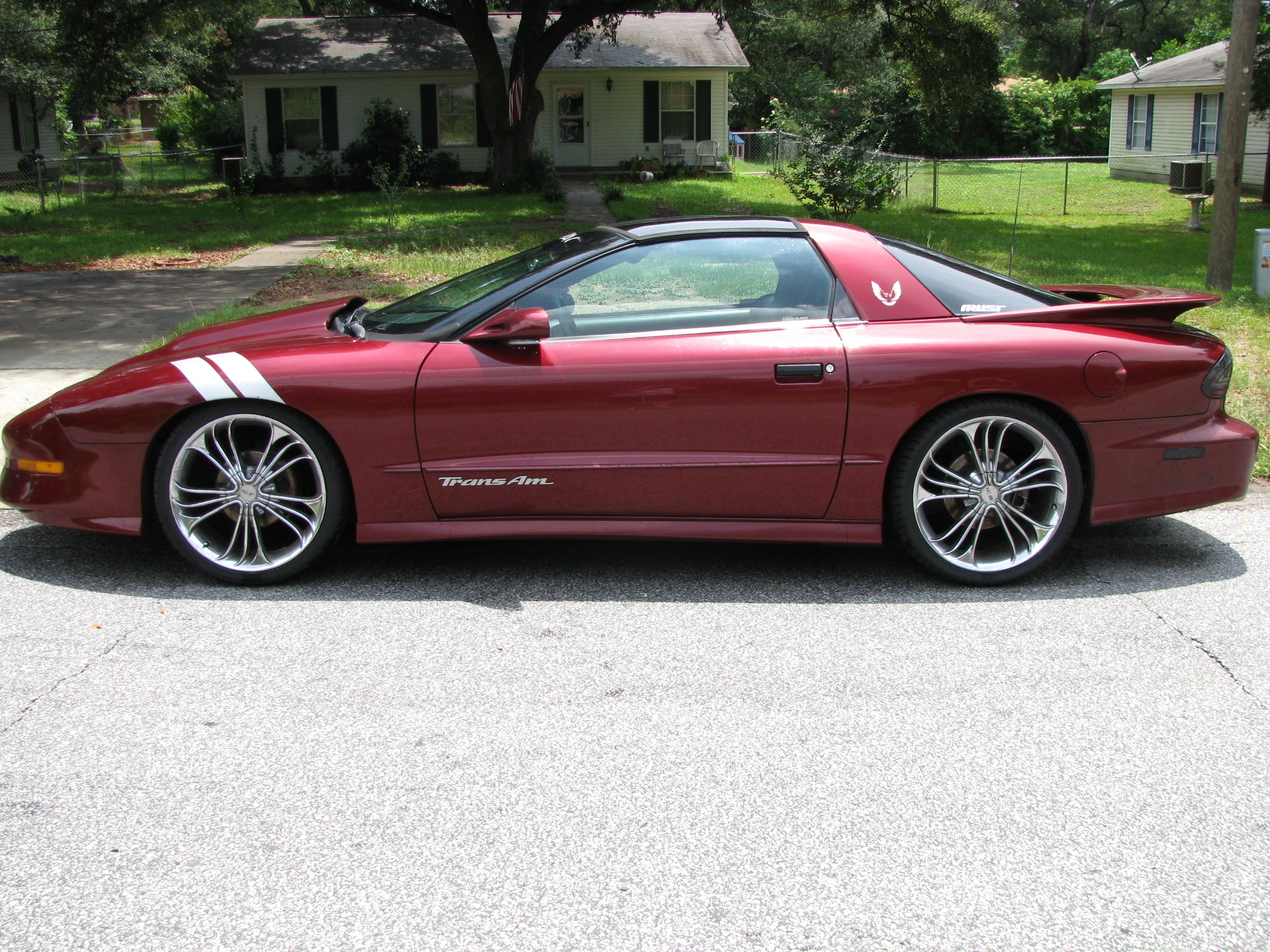 What Transmission Do I Have >> JustinFTW 1995 Pontiac Trans Am Specs, Photos, Modification Info at CarDomain