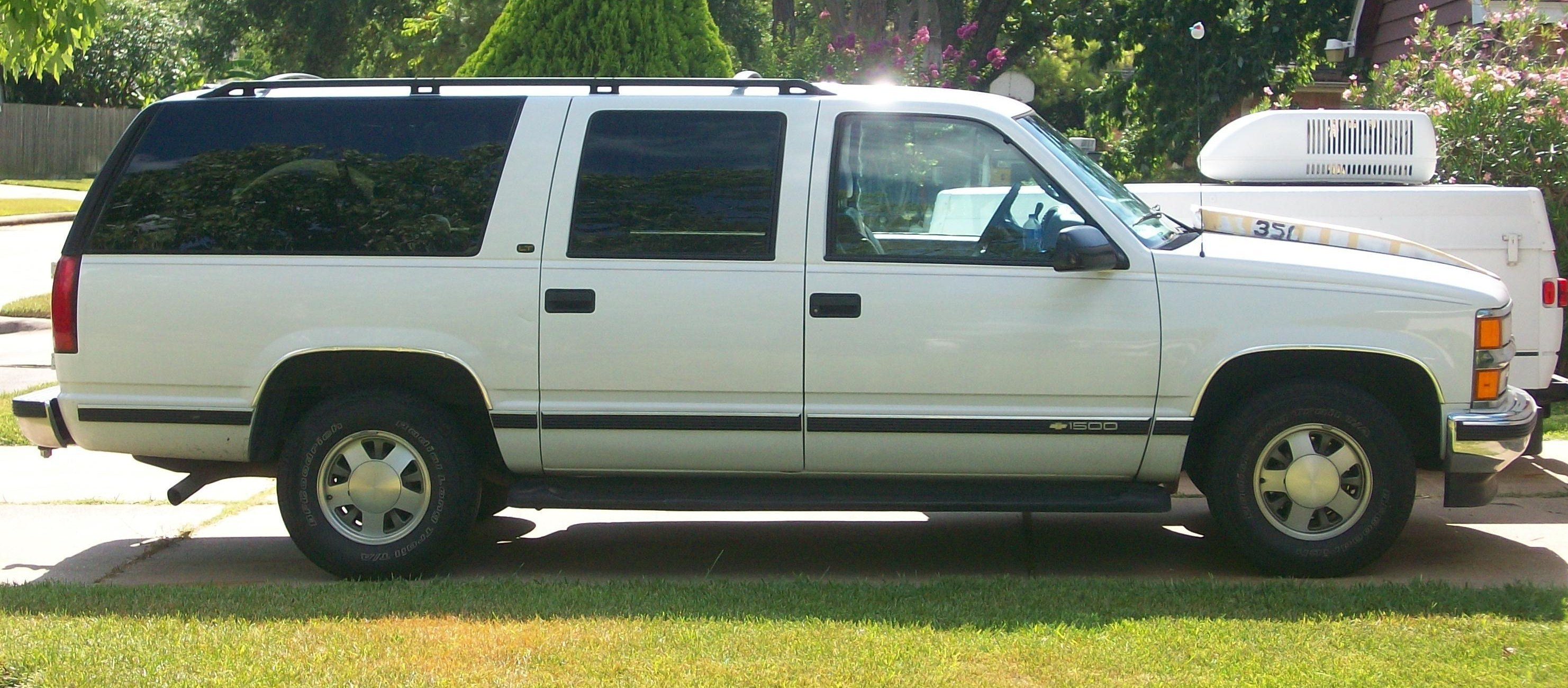 99 burb 1999 chevrolet suburban 1500 specs photos modification info at cardomain. Black Bedroom Furniture Sets. Home Design Ideas