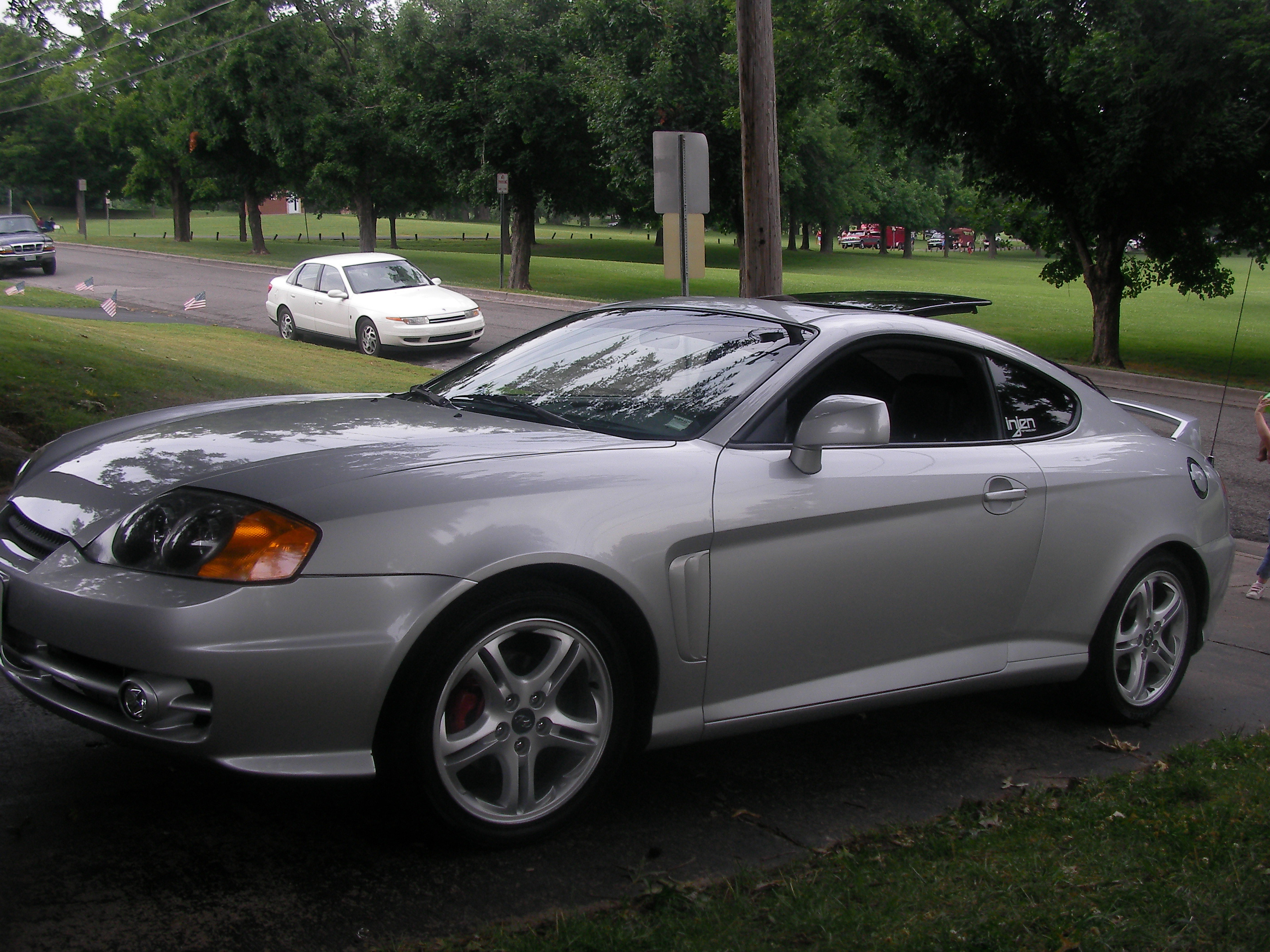 fearoffixation 39 s 2004 hyundai tiburon in jackson mo. Black Bedroom Furniture Sets. Home Design Ideas