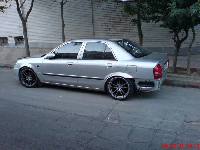 ehsanmazda 2000 mazda protege specs, photos, modification info at