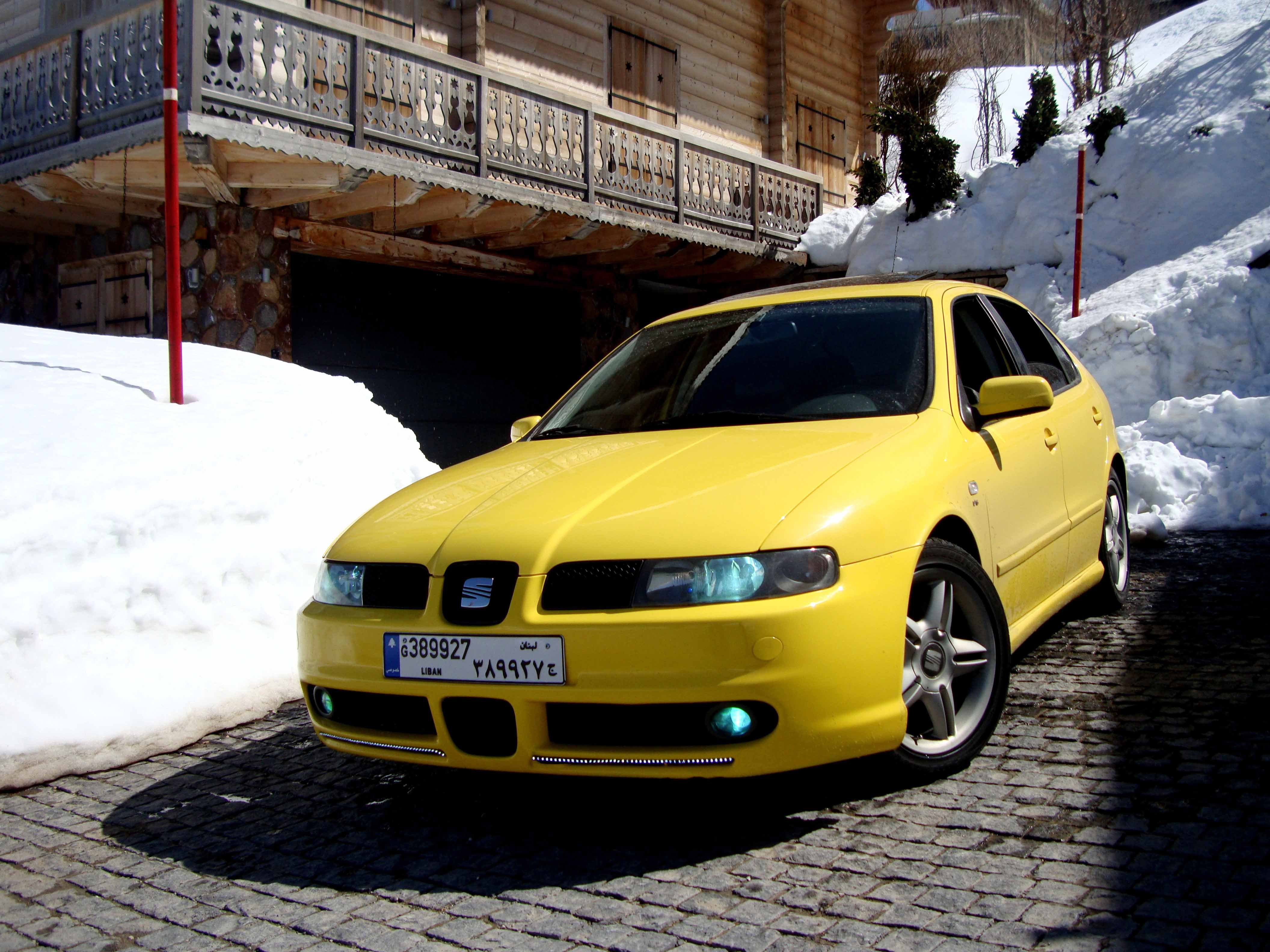 jijos 2002 seat leon specs photos modification info at cardomain. Black Bedroom Furniture Sets. Home Design Ideas