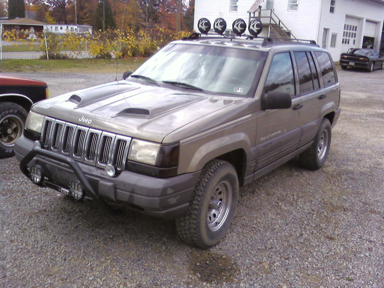 2000clipse 1997 jeep grand cherokee specs photos modification info at cardomain. Black Bedroom Furniture Sets. Home Design Ideas