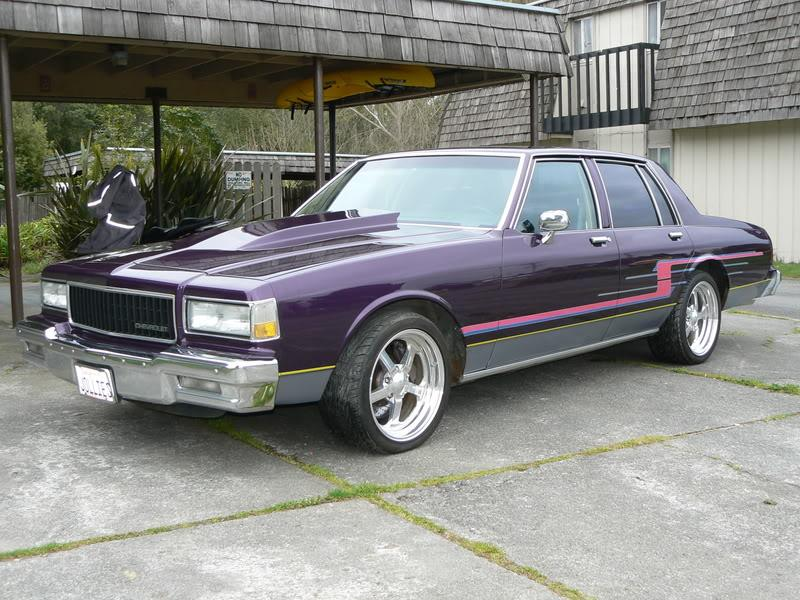 Another theamyproject 1989 Chevrolet Caprice Classic post... - 13301735