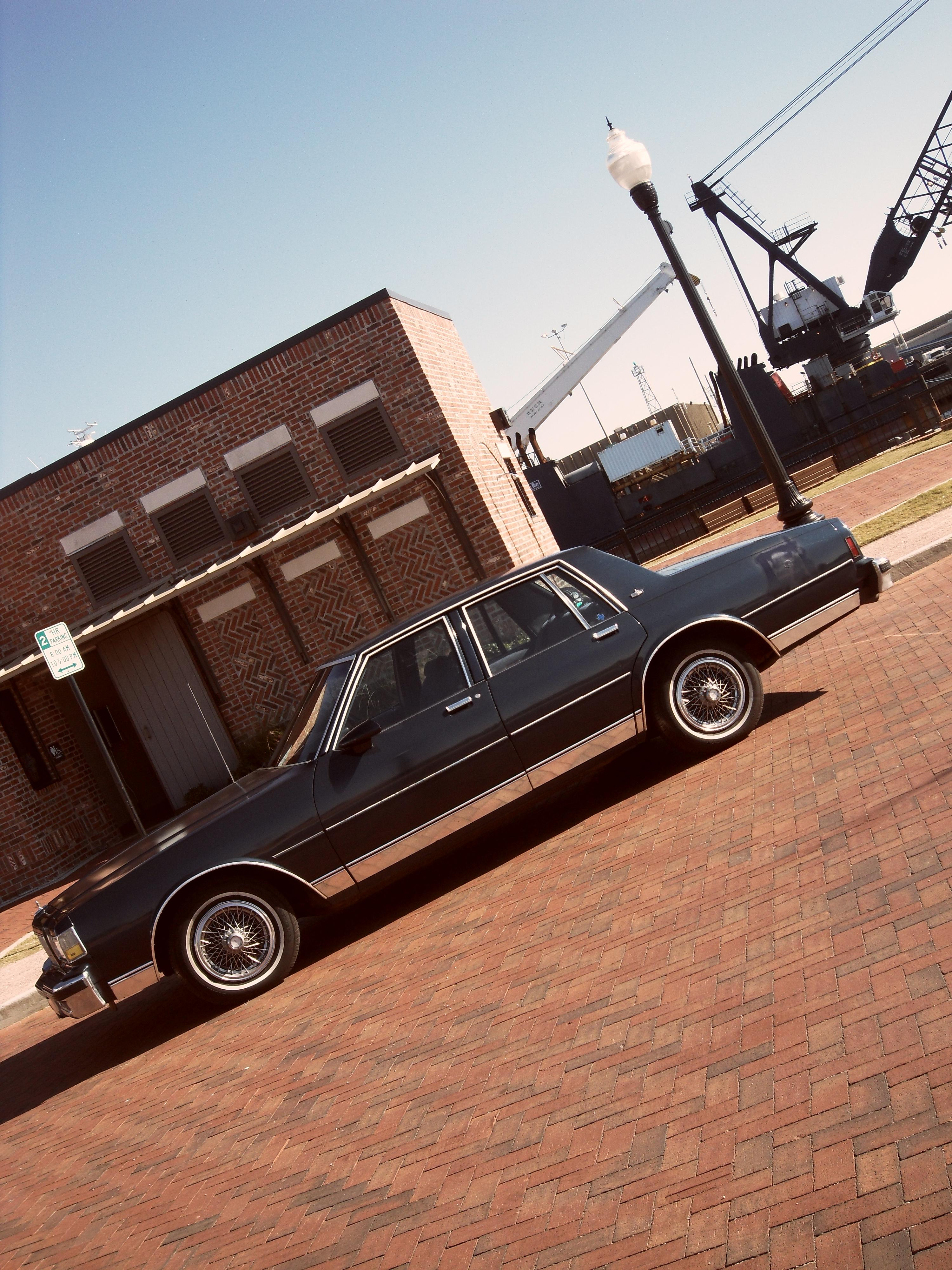 Another theamyproject 1989 Chevrolet Caprice Classic post... - 13301747