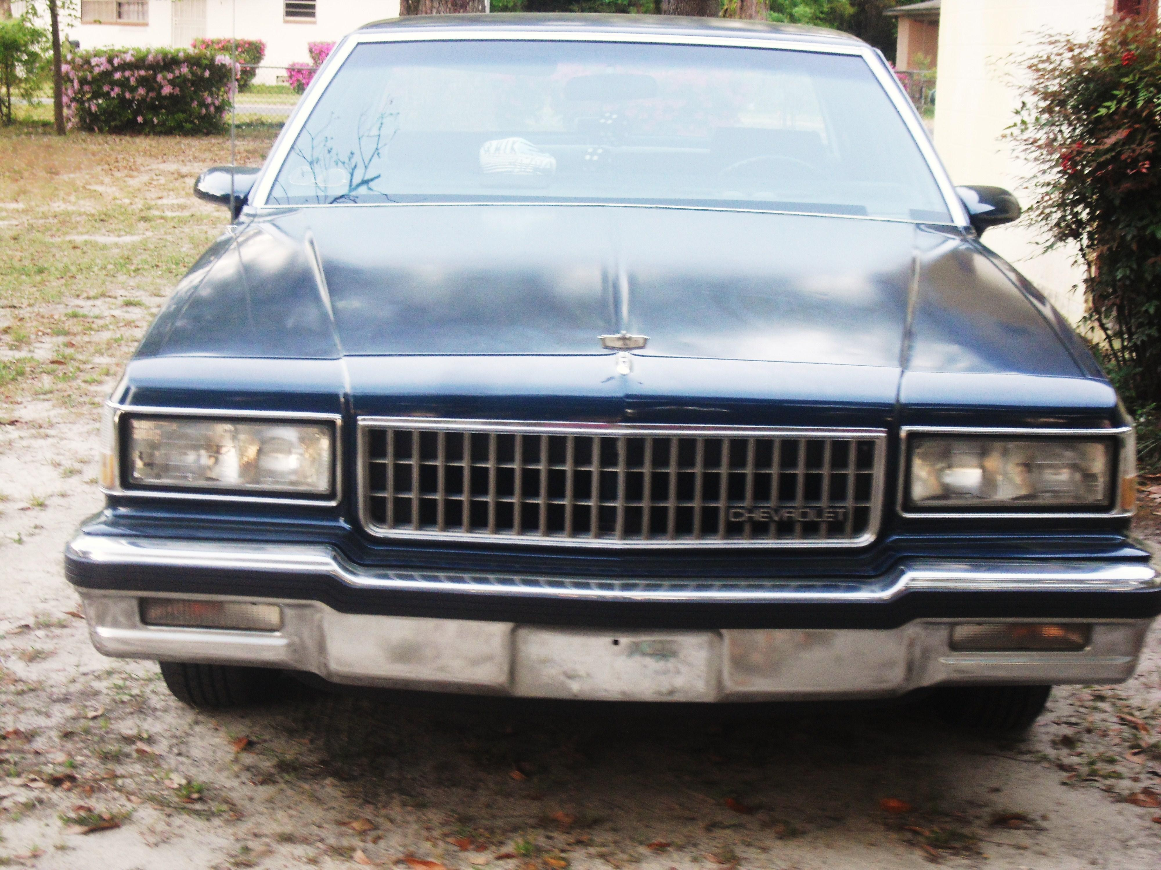 Another theamyproject 1989 Chevrolet Caprice Classic post... - 13301770
