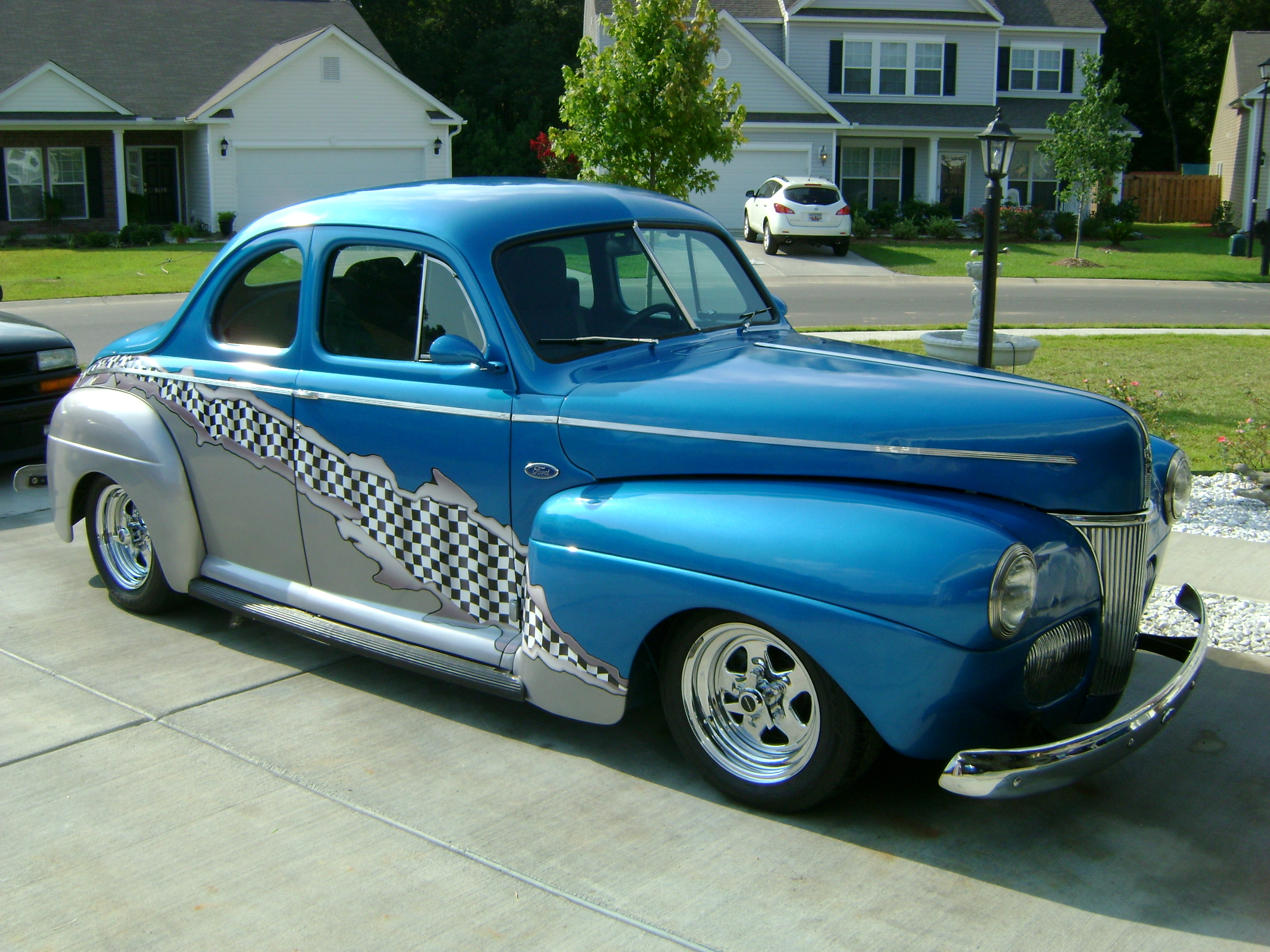tiger8000's 1941 Ford Coupe