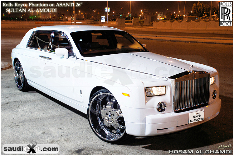 Another Saudi_Exit 2006 Rolls-Royce Phantom post... - 13303089