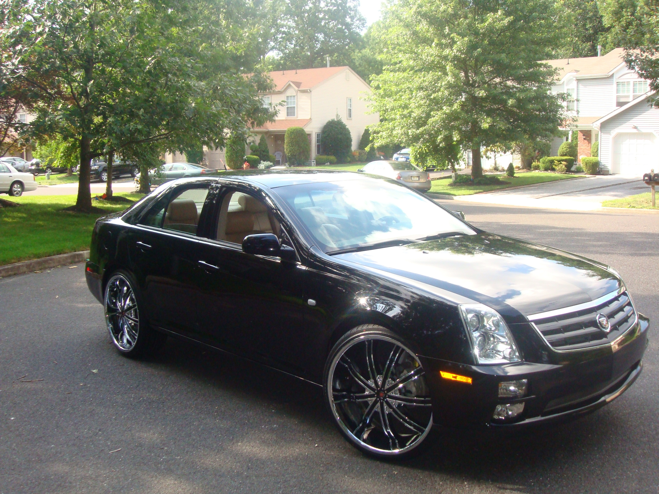 Brianantlee 2005 Cadillac Sts Specs Photos Modification