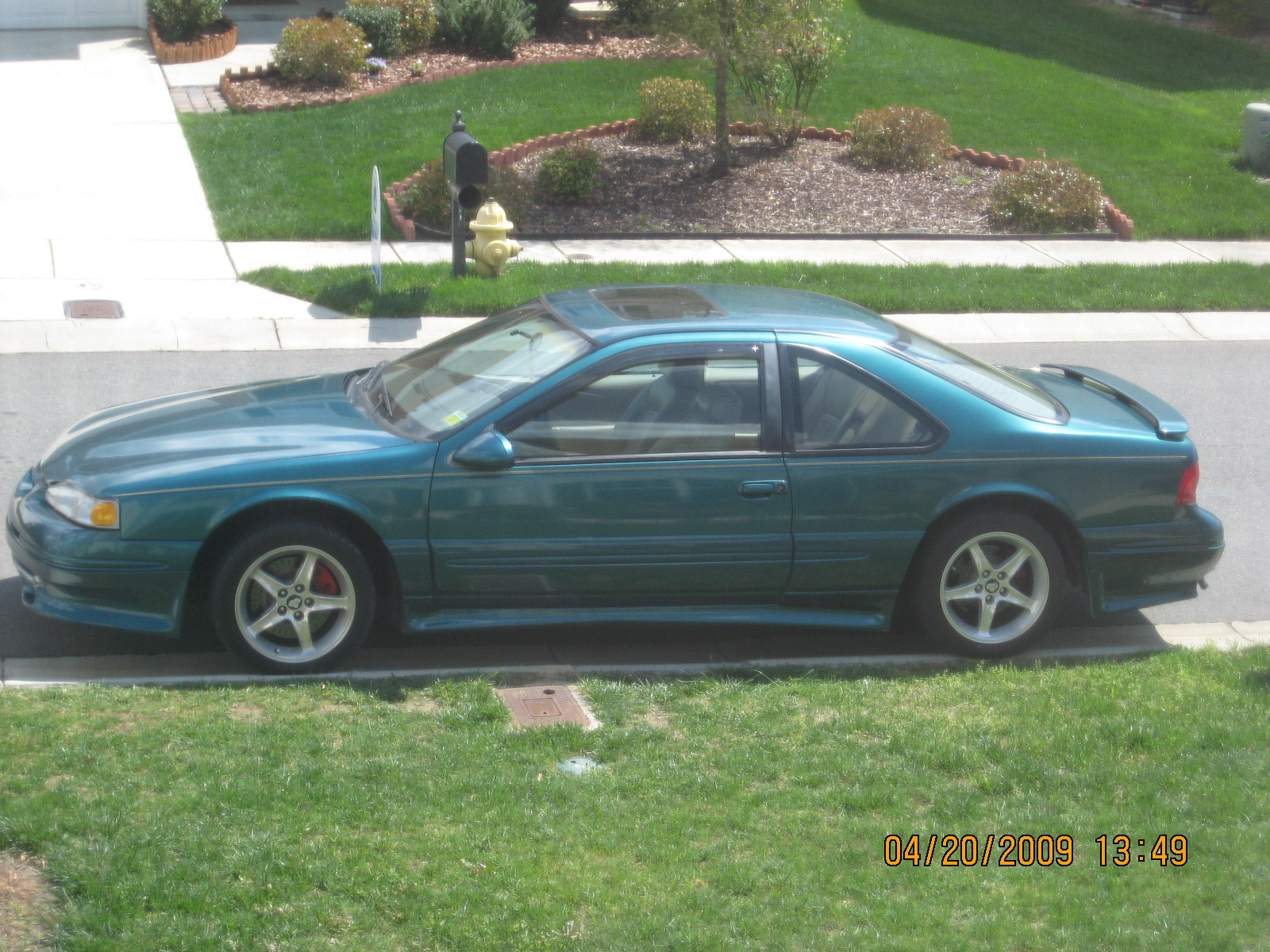 Nissan Concord Nc >> Limelon's 1997 Ford Thunderbird LX Coupe 2D in Concord, NC