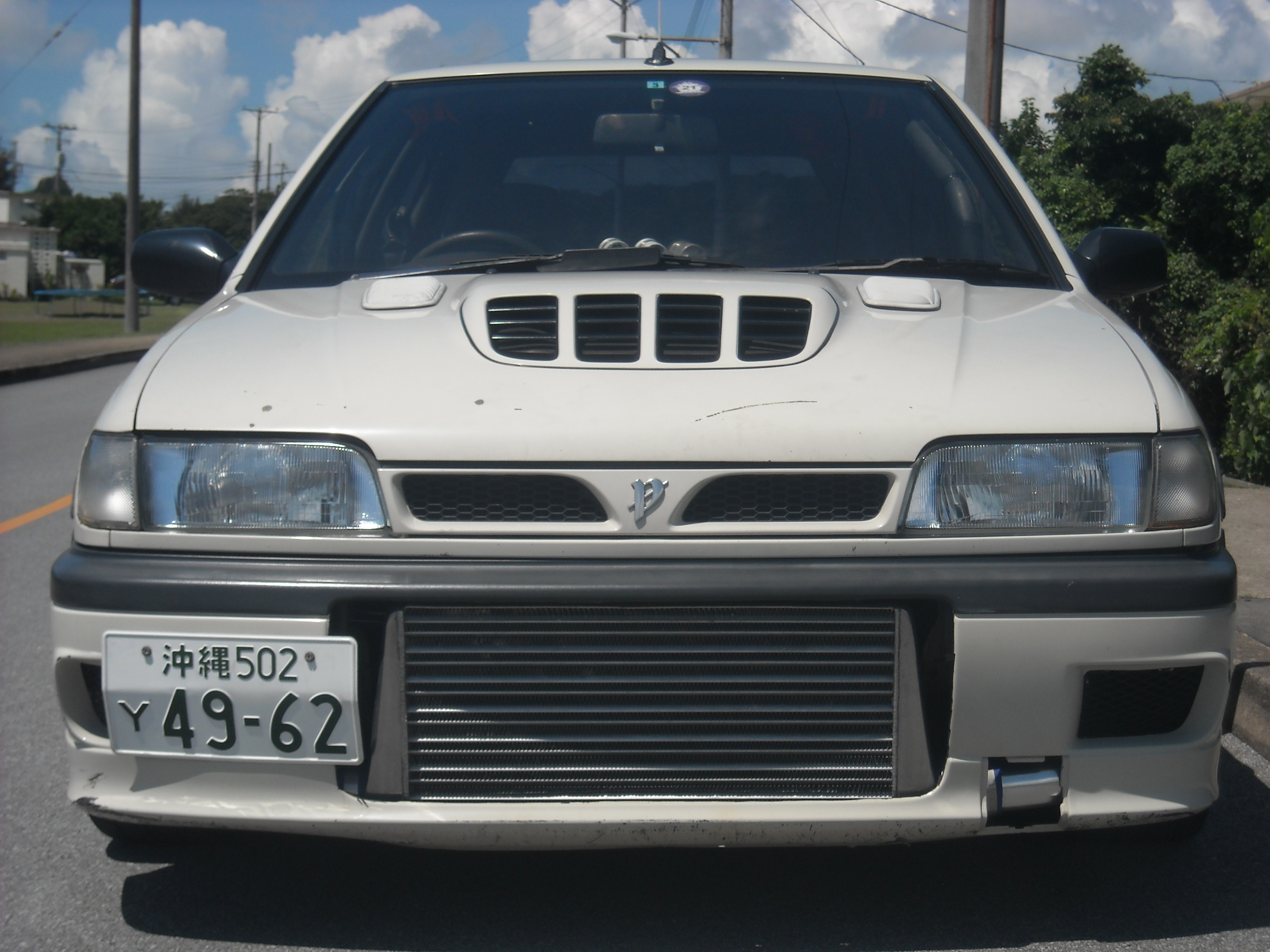Another rrpclark 1991 Nissan Pulsar post... - 13303856