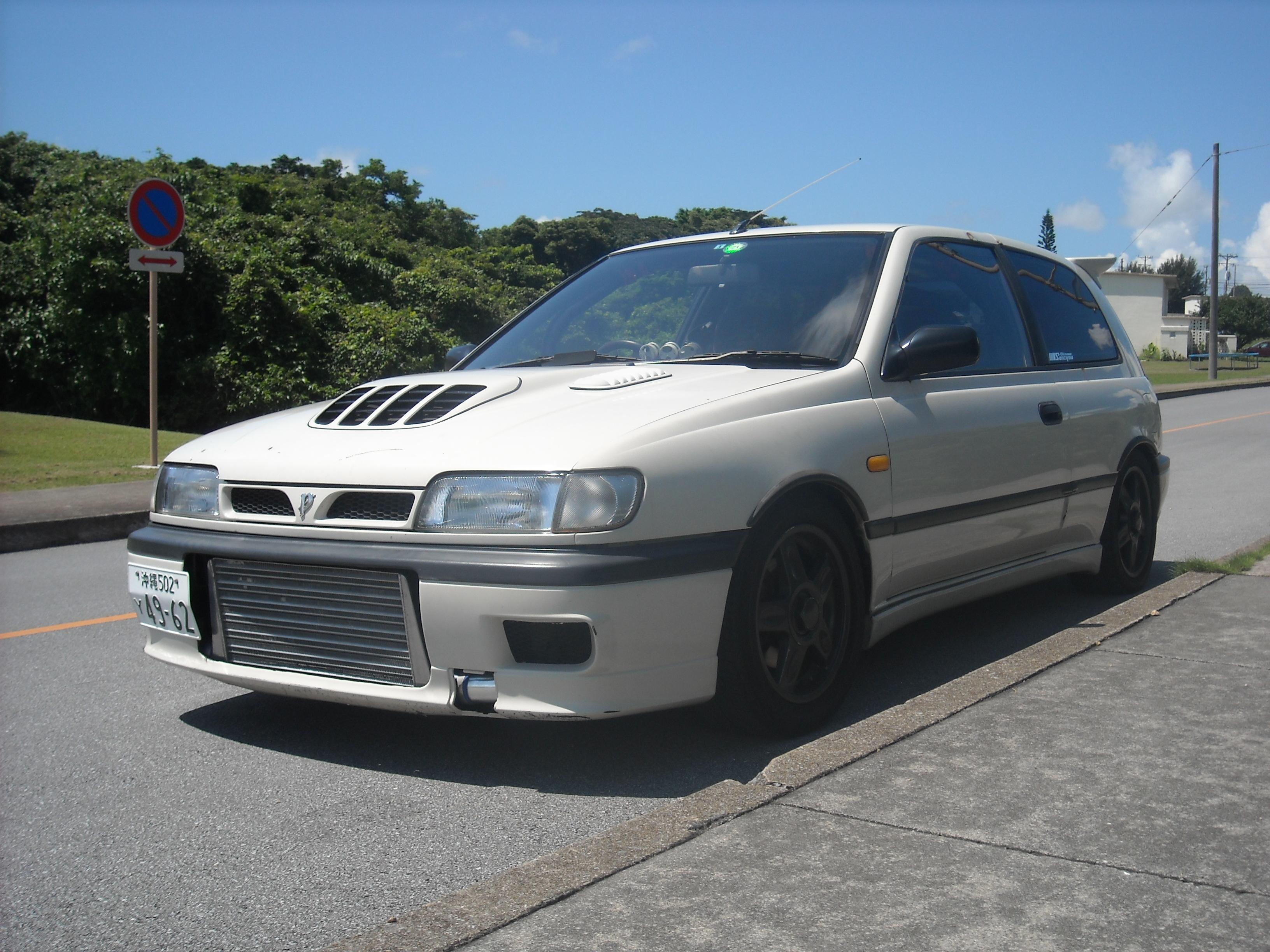 Another rrpclark 1991 Nissan Pulsar post... - 13303857