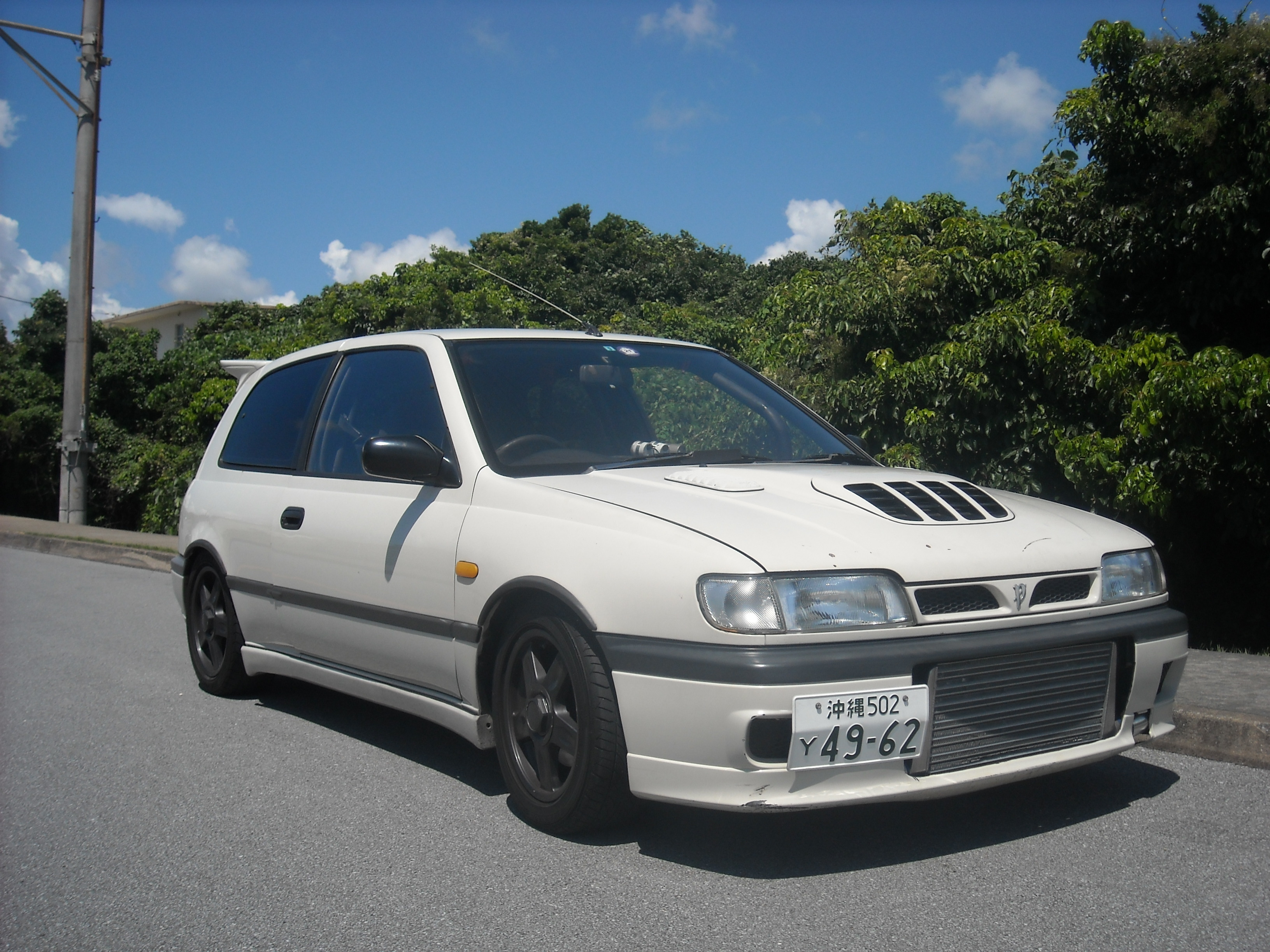 Another rrpclark 1991 Nissan Pulsar post... - 13303858