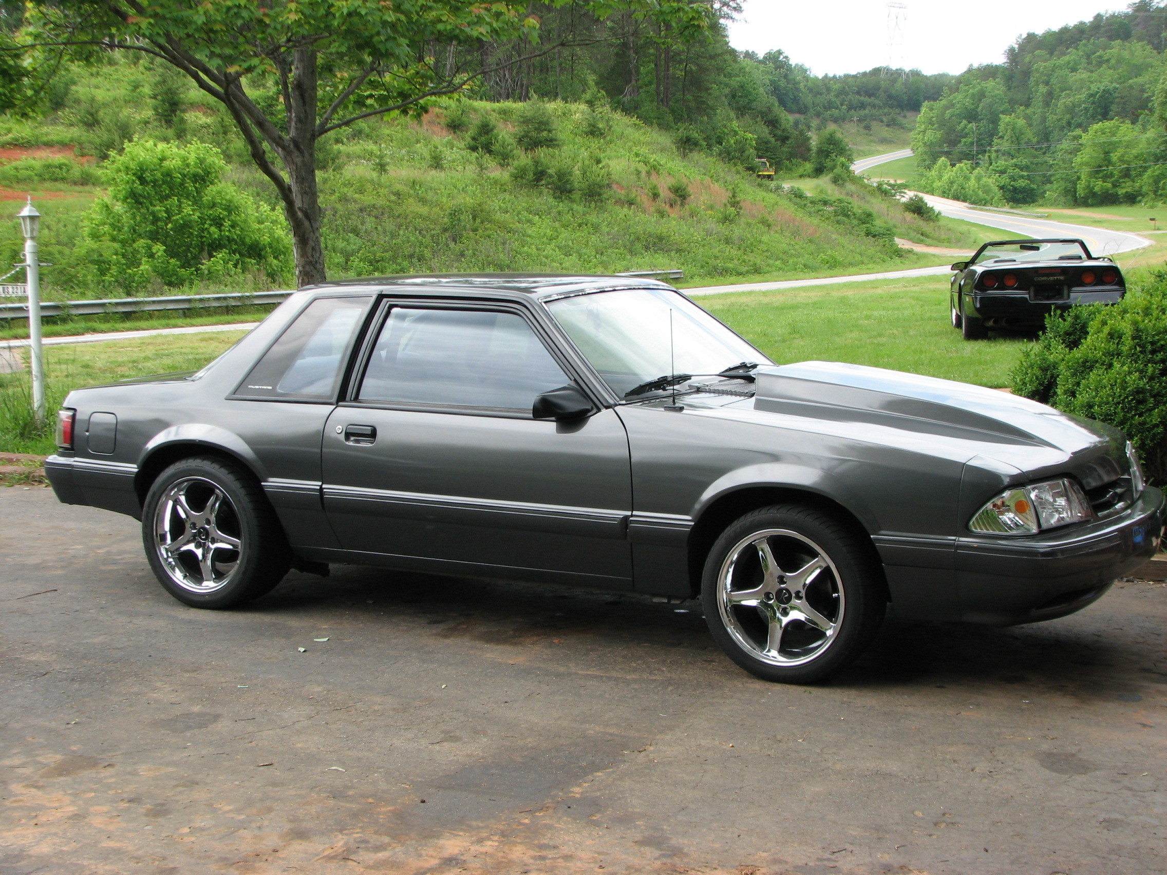 1987 stang 1987 ford mustang specs photos modification. Black Bedroom Furniture Sets. Home Design Ideas