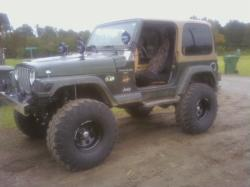 fordredranger99s 1997 Jeep Wrangler