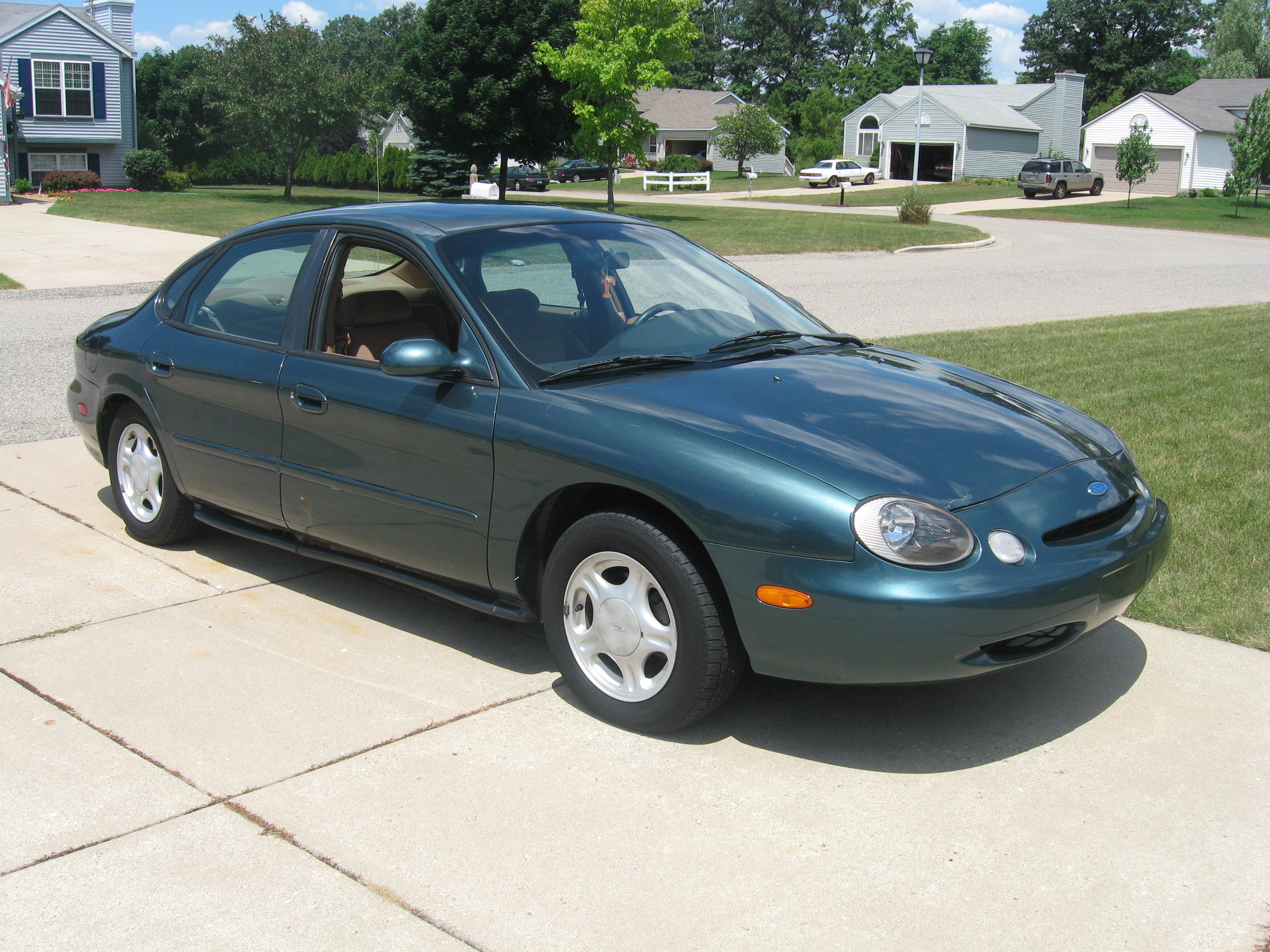 Jsikkema 1996 Ford Taurus Specs Photos Modification Info At Cardomain