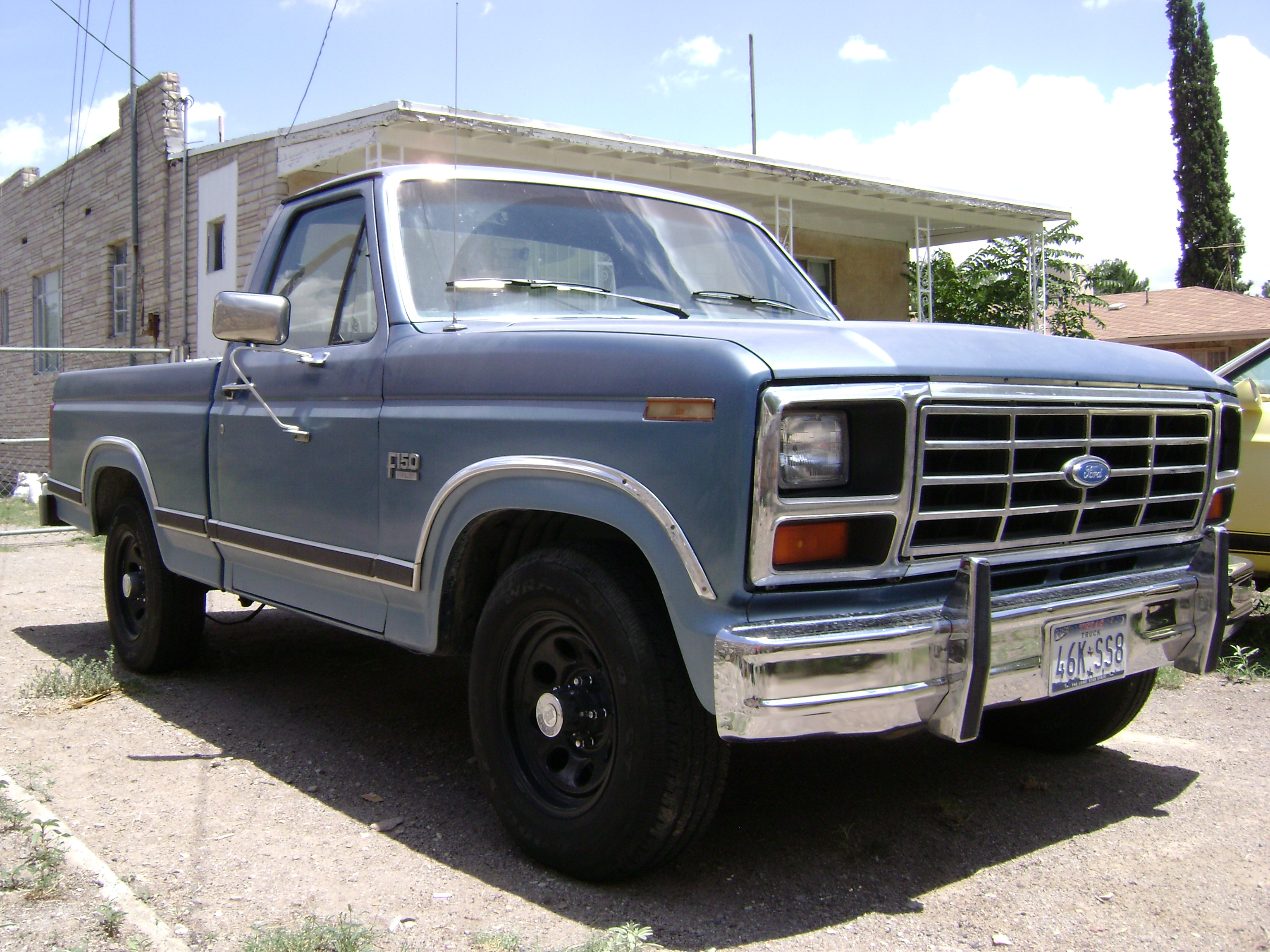 curb weight of 1986 ford f150 pickup autos post. Black Bedroom Furniture Sets. Home Design Ideas