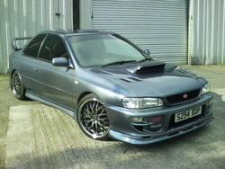 m3evolutions 1998 Subaru Impreza