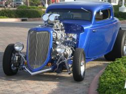BClines 1934 Ford Coupe