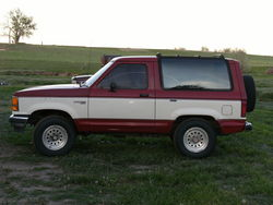 Cowboy15s 1989 Ford Bronco II