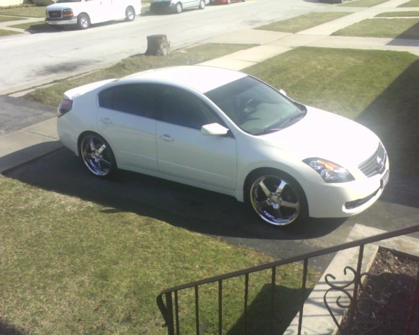 Another hoxiecapos 2008 Nissan Altima post... - 13312942
