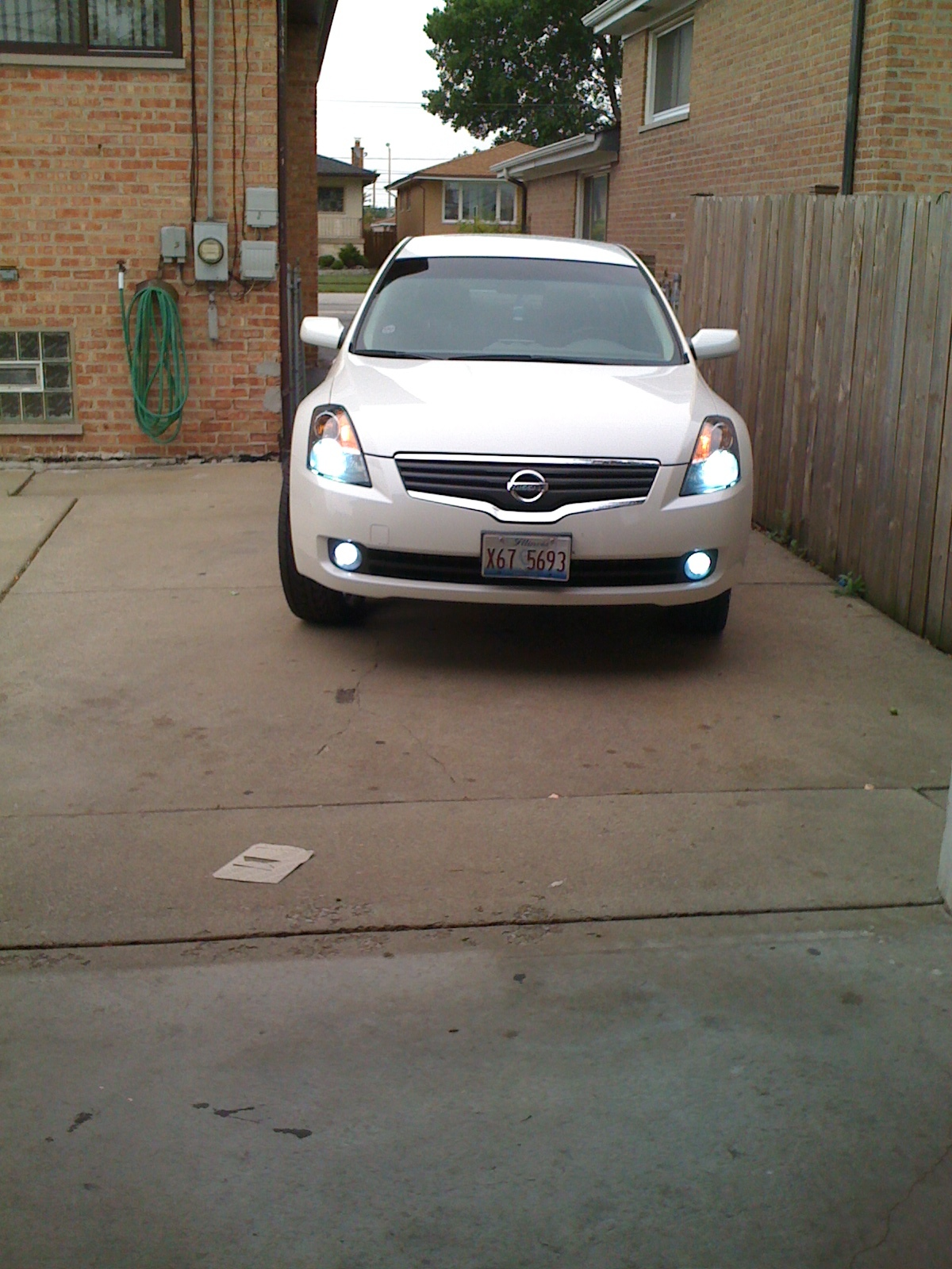 Another hoxiecapos 2008 Nissan Altima post... - 13312949
