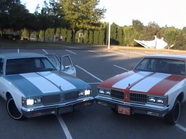 Another OLDSMO_DELTA_88 1981 Oldsmobile Delta 88 post... - 13310127