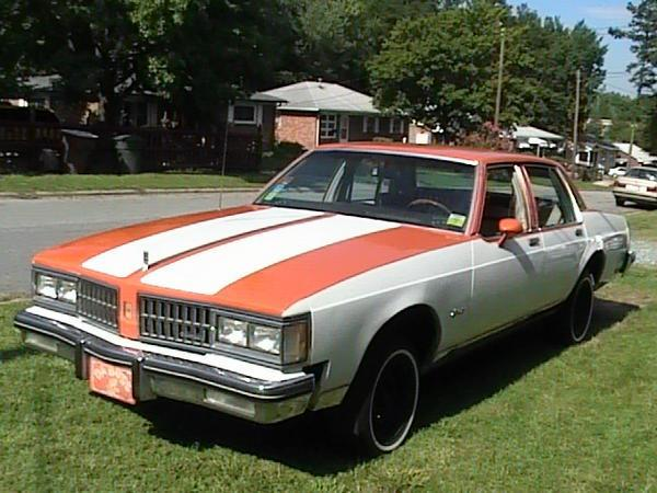 Another OLDSMO_DELTA_88 1981 Oldsmobile Delta 88 post... - 13310138