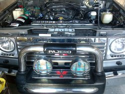 nicolai05s 1993 Mitsubishi Pajero